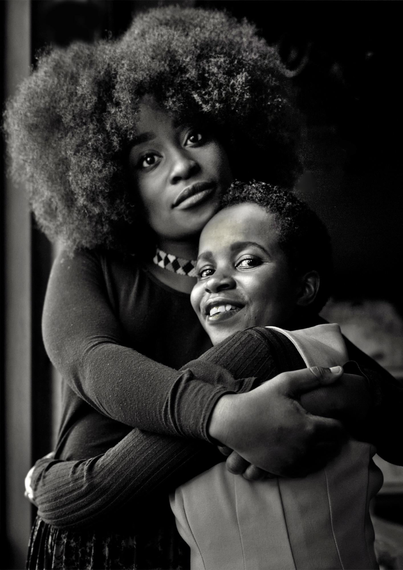 Vanessa and Vivian © Bill Knight