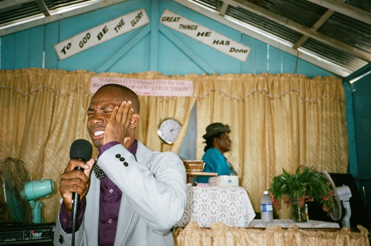 How the worlds of dancehall culture and church collide in Jamaica