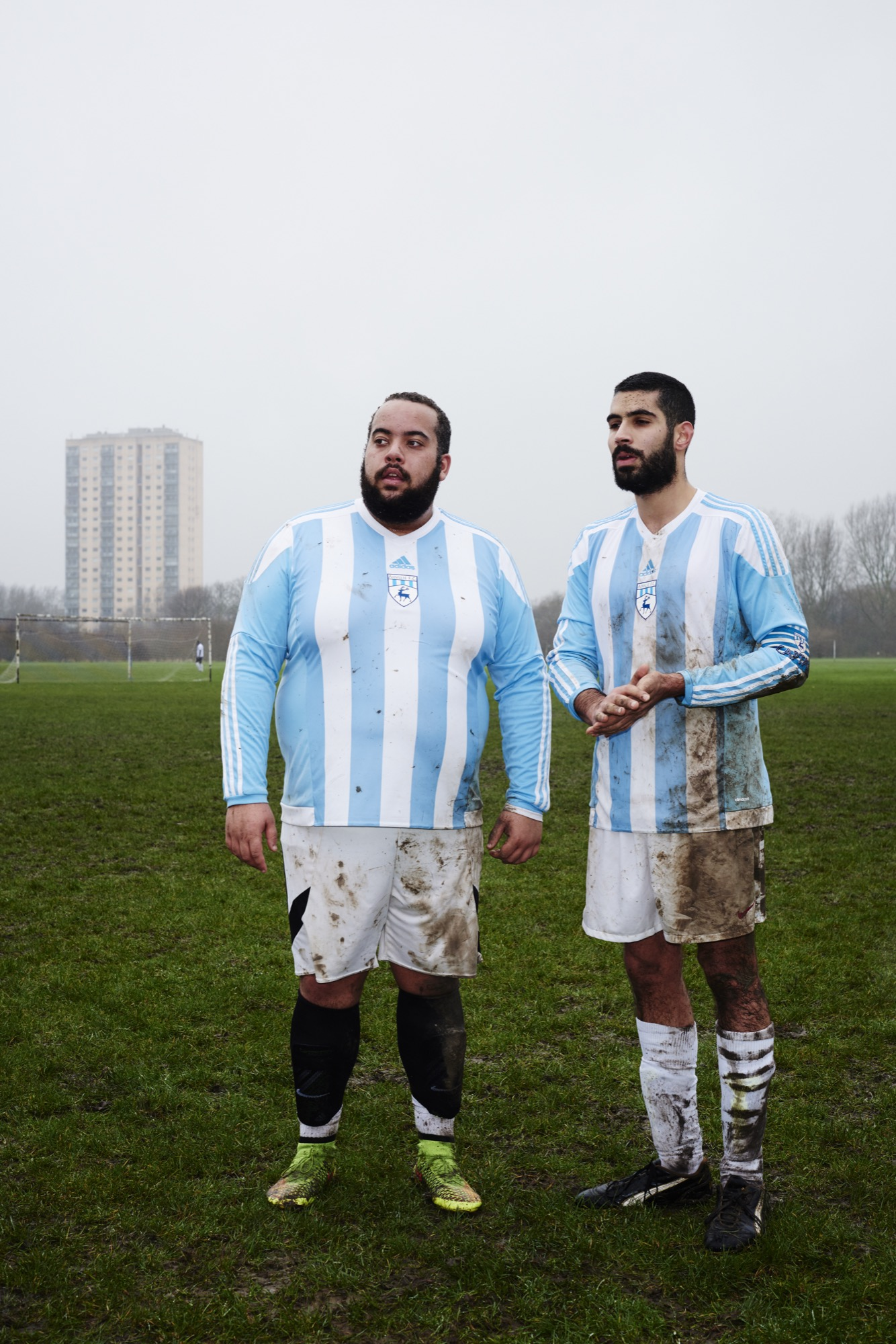 Sunday Football © Chris Baker