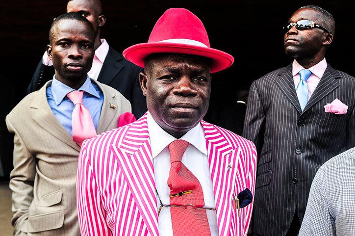 The Gentlemen of Bacongo, Congo-Brazzaville