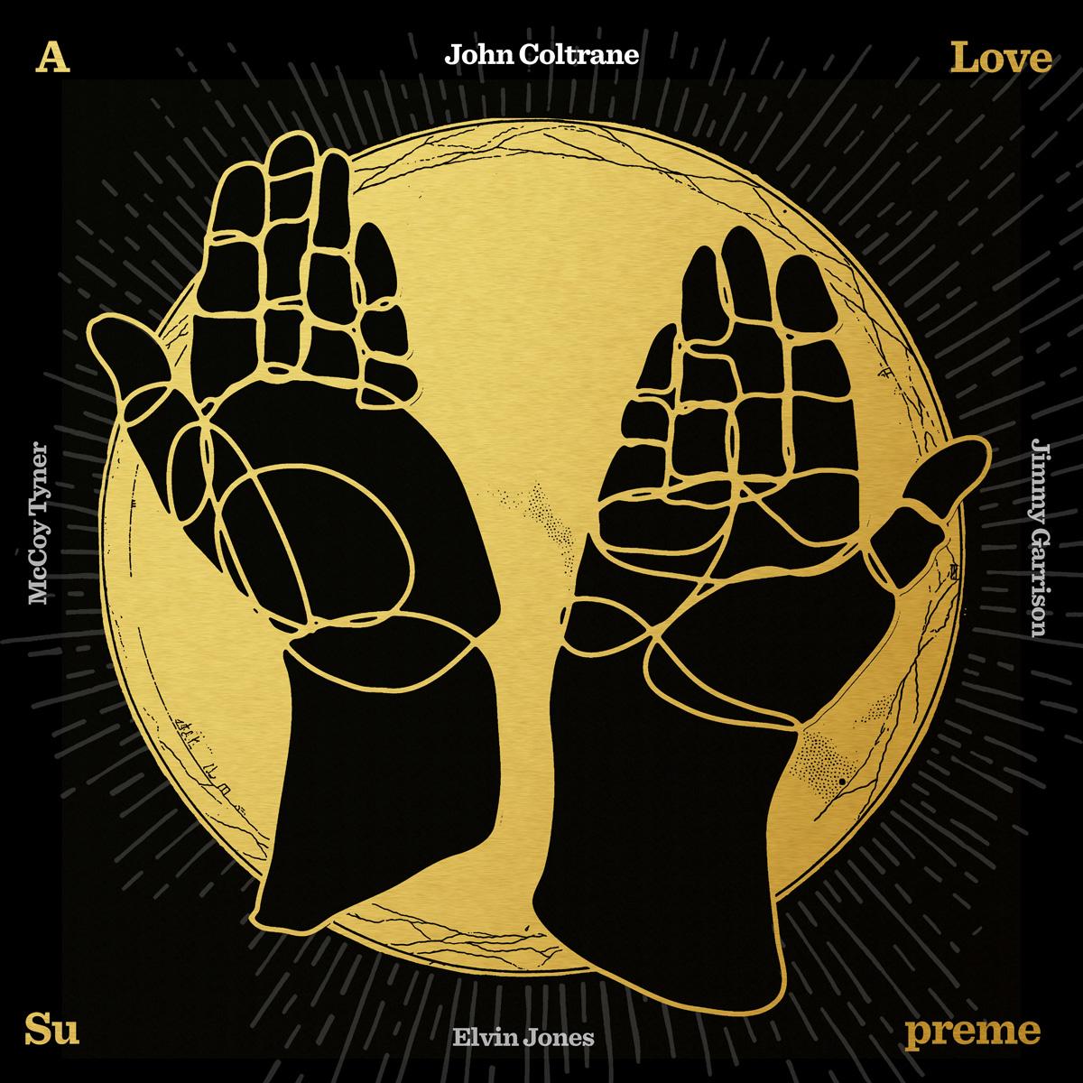 Donal Thornton's re-imagining of John Coltrane's Love Supreme.