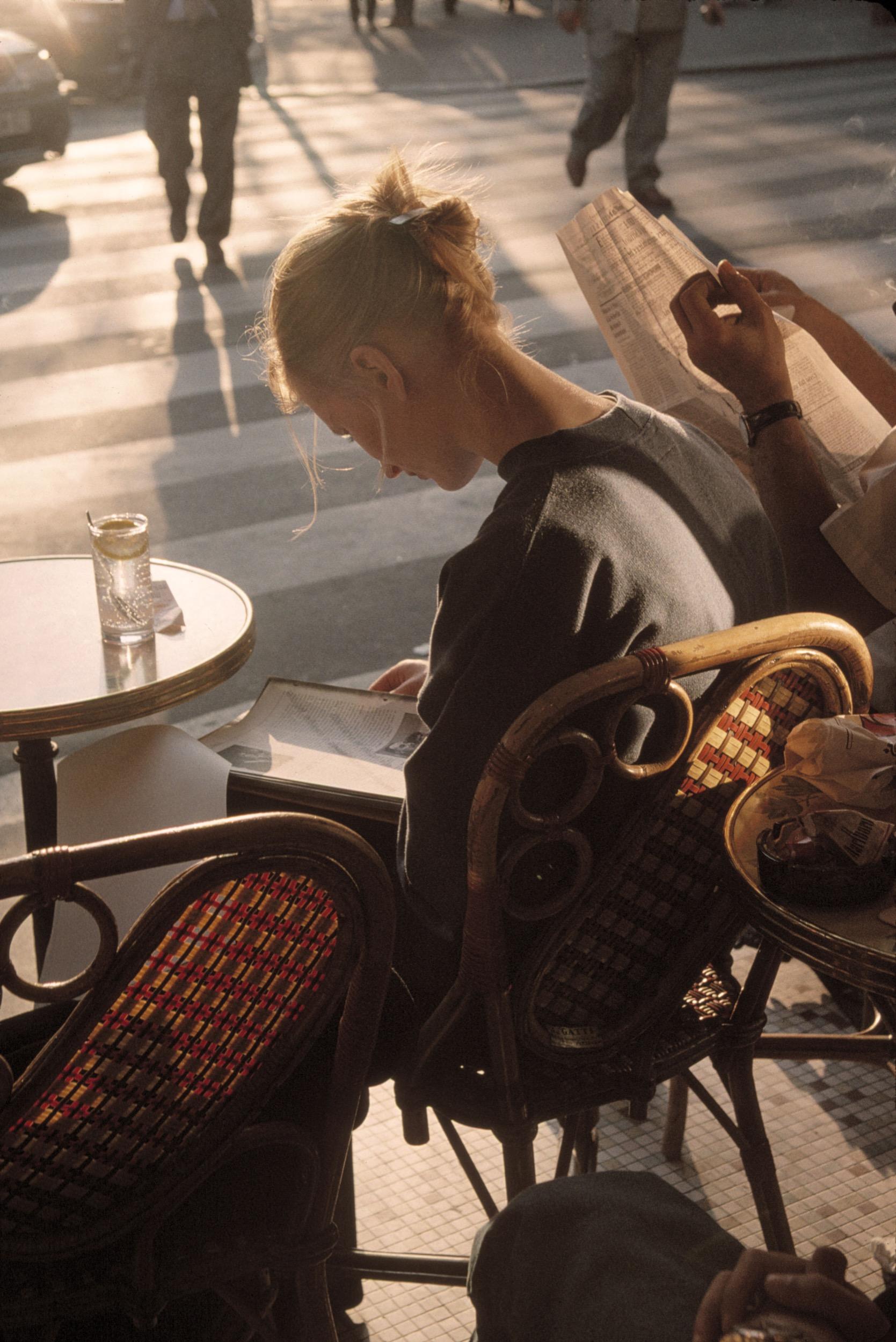 FRANCE. Paris. 1996.