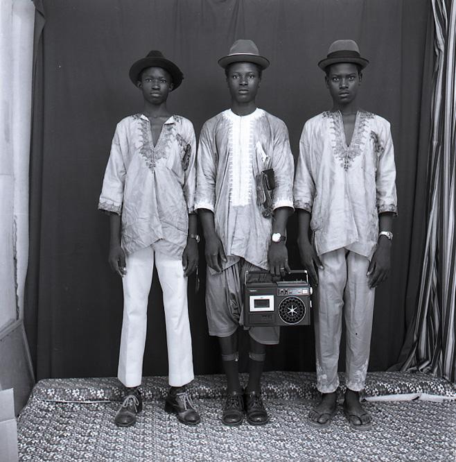 Les jeunes bergers peulhs, 1972