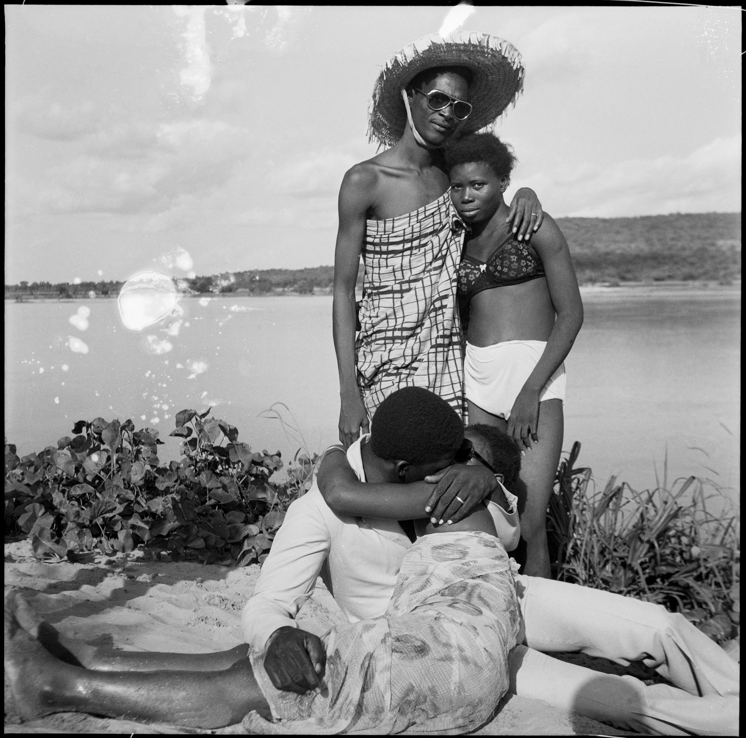 Les Retrouvailles au bord du fleuve Niger, 1974