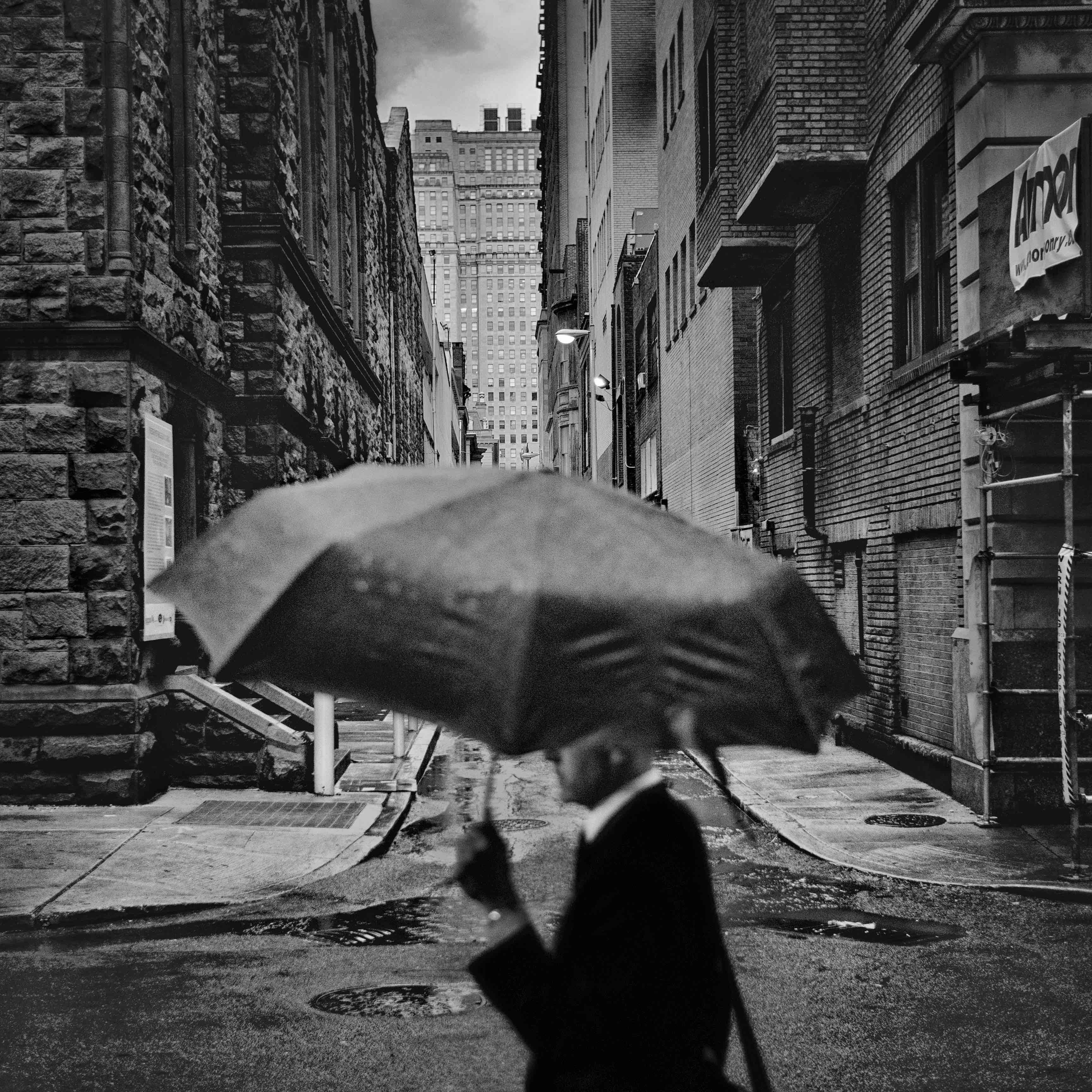 Downtown Philadelphia, Pennsylvania. 2016.