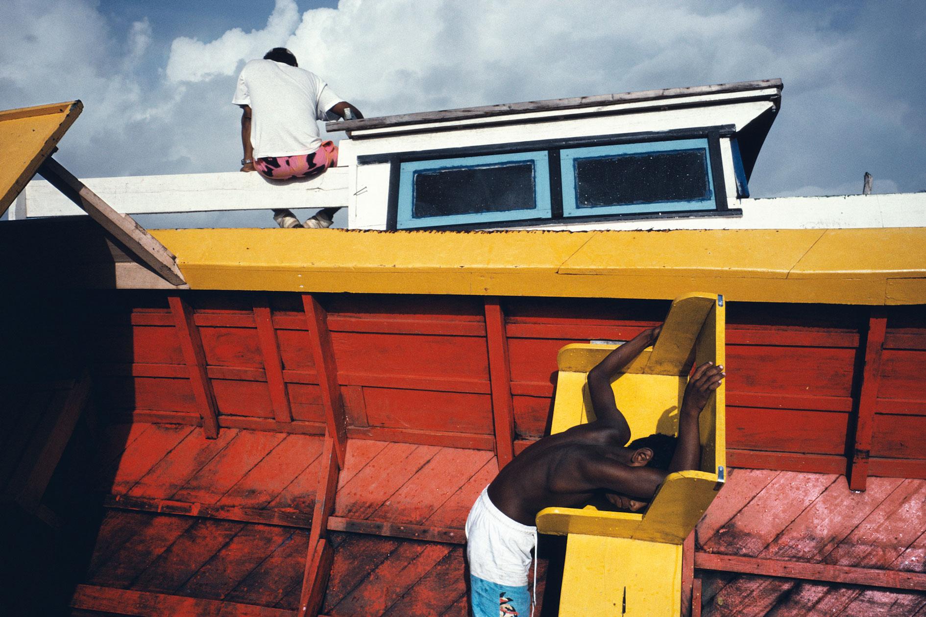 Nicaragua, 1992.