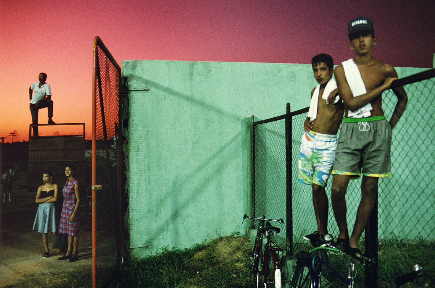 Cuba, 1993.