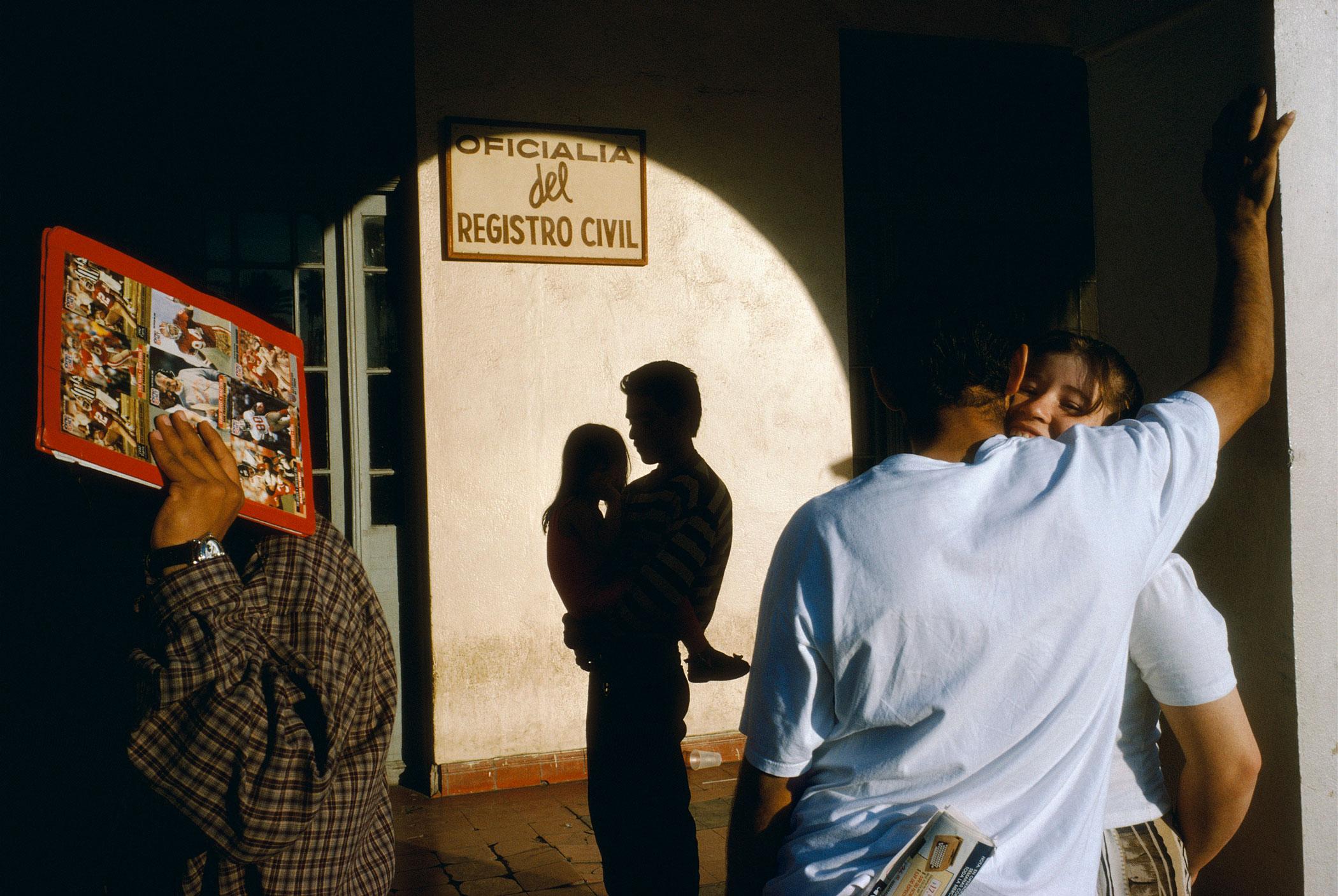 Mexico, 1996.