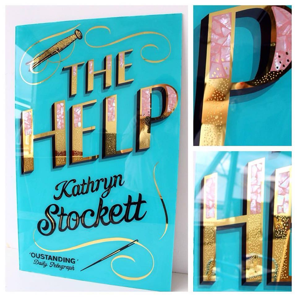 Alex May Hughes The Help book cover