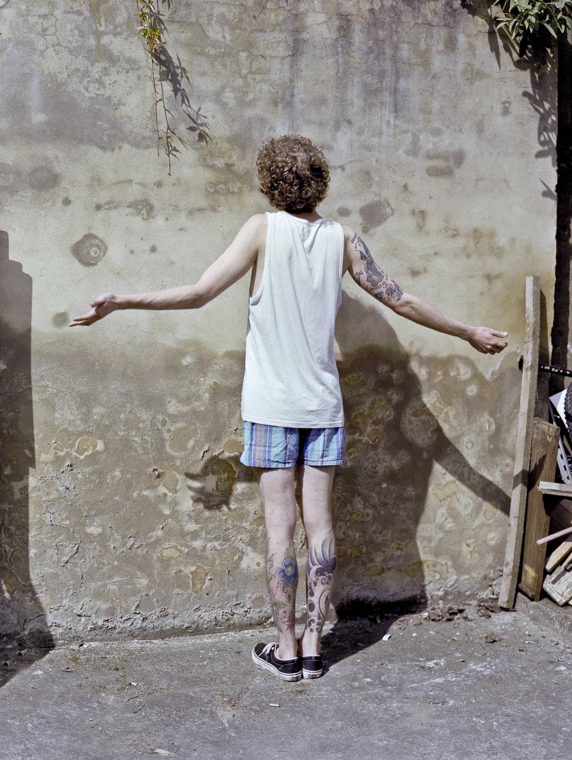 Marek_Against the Wall