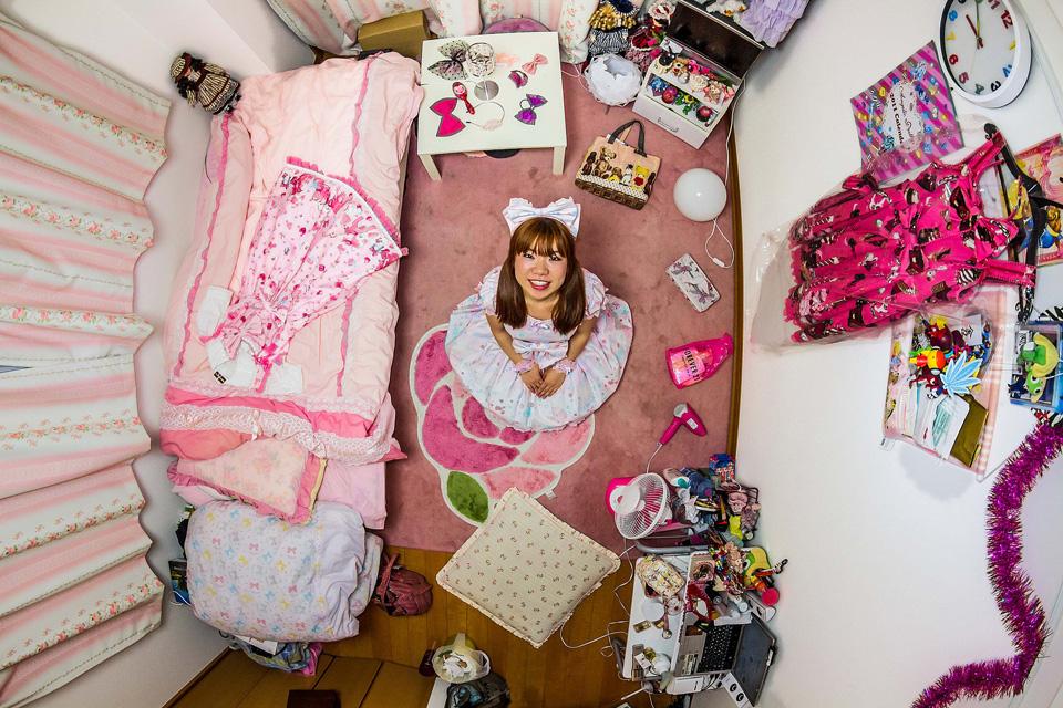 Tokyo, Japan: Ryoko, a 25-year-old IT engineer.