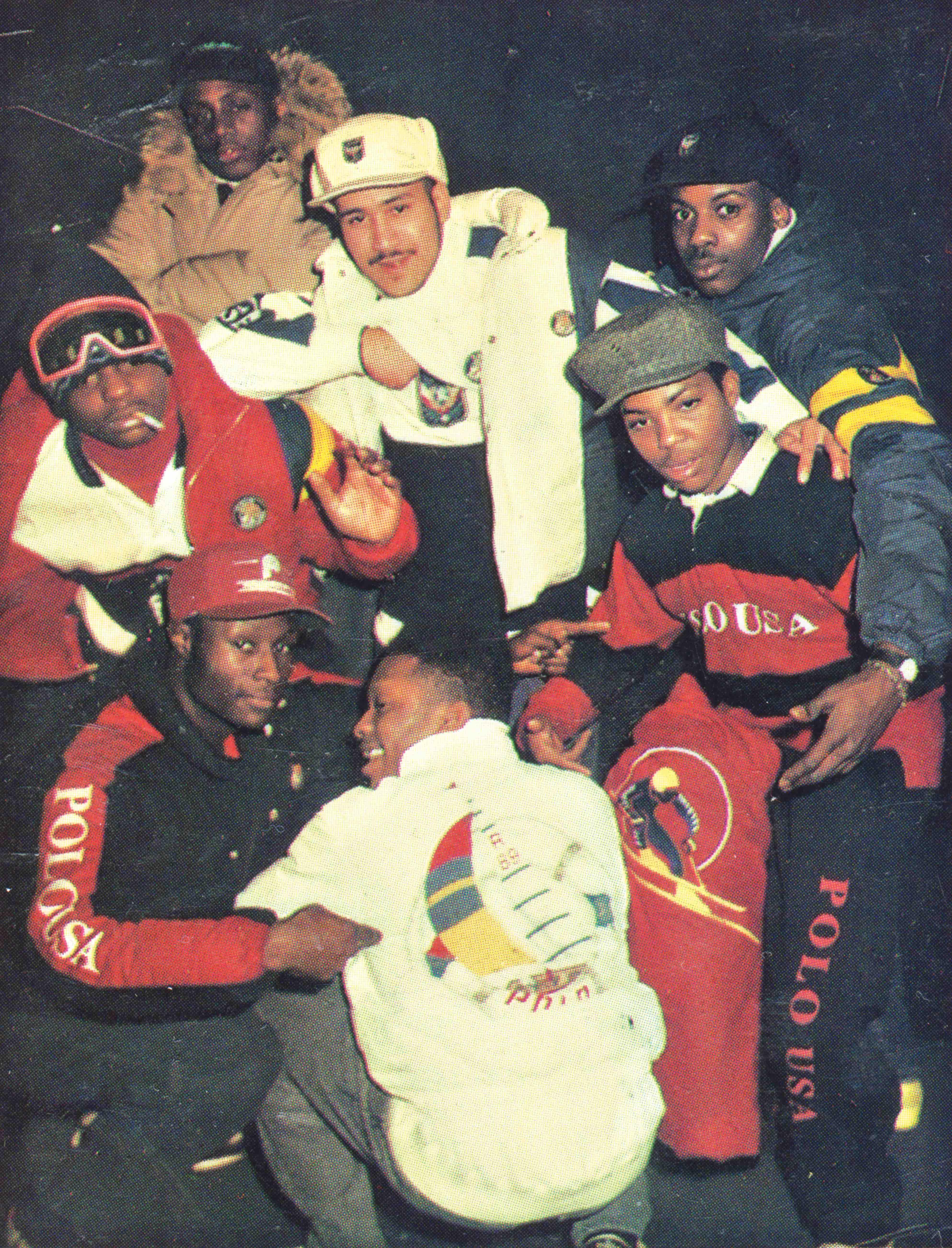 Inside the best dressed gang of 1980s New York