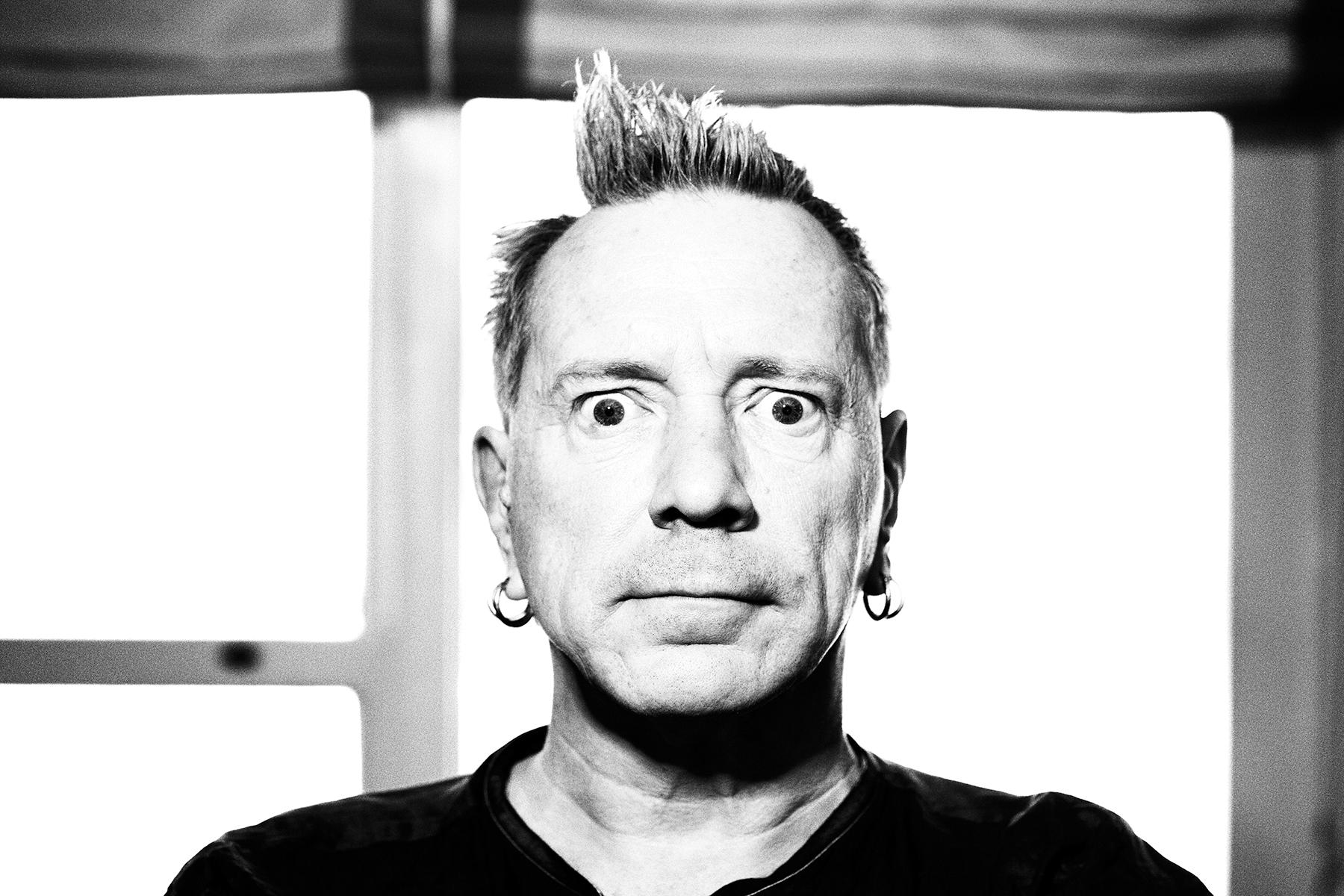 John Lydon (Johnny Rotten/Sex Pistols)