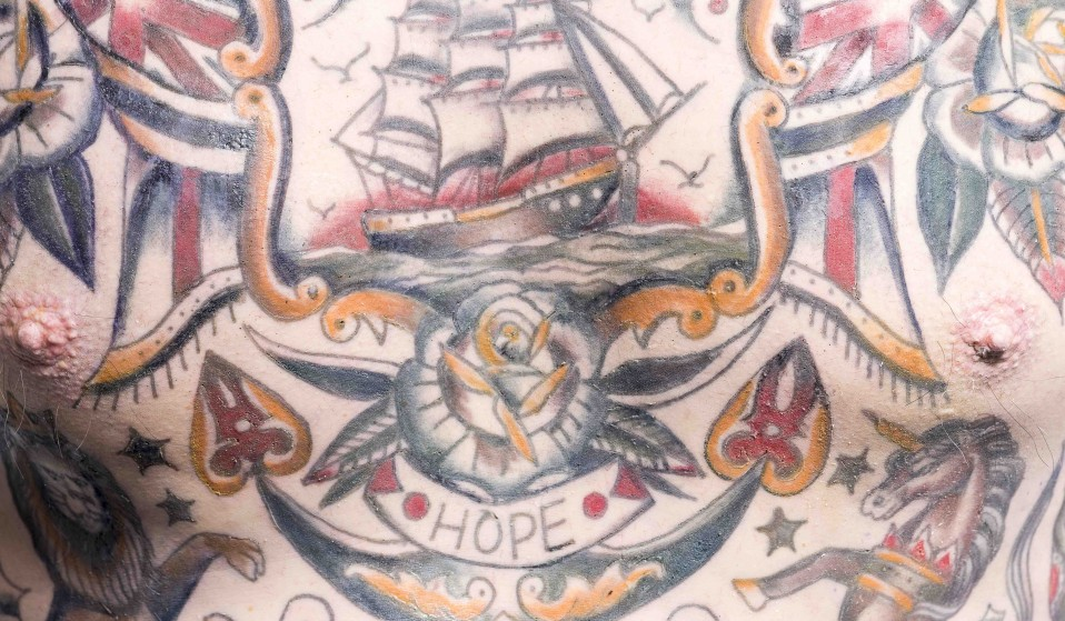 A Brief History Of The British Tattoo