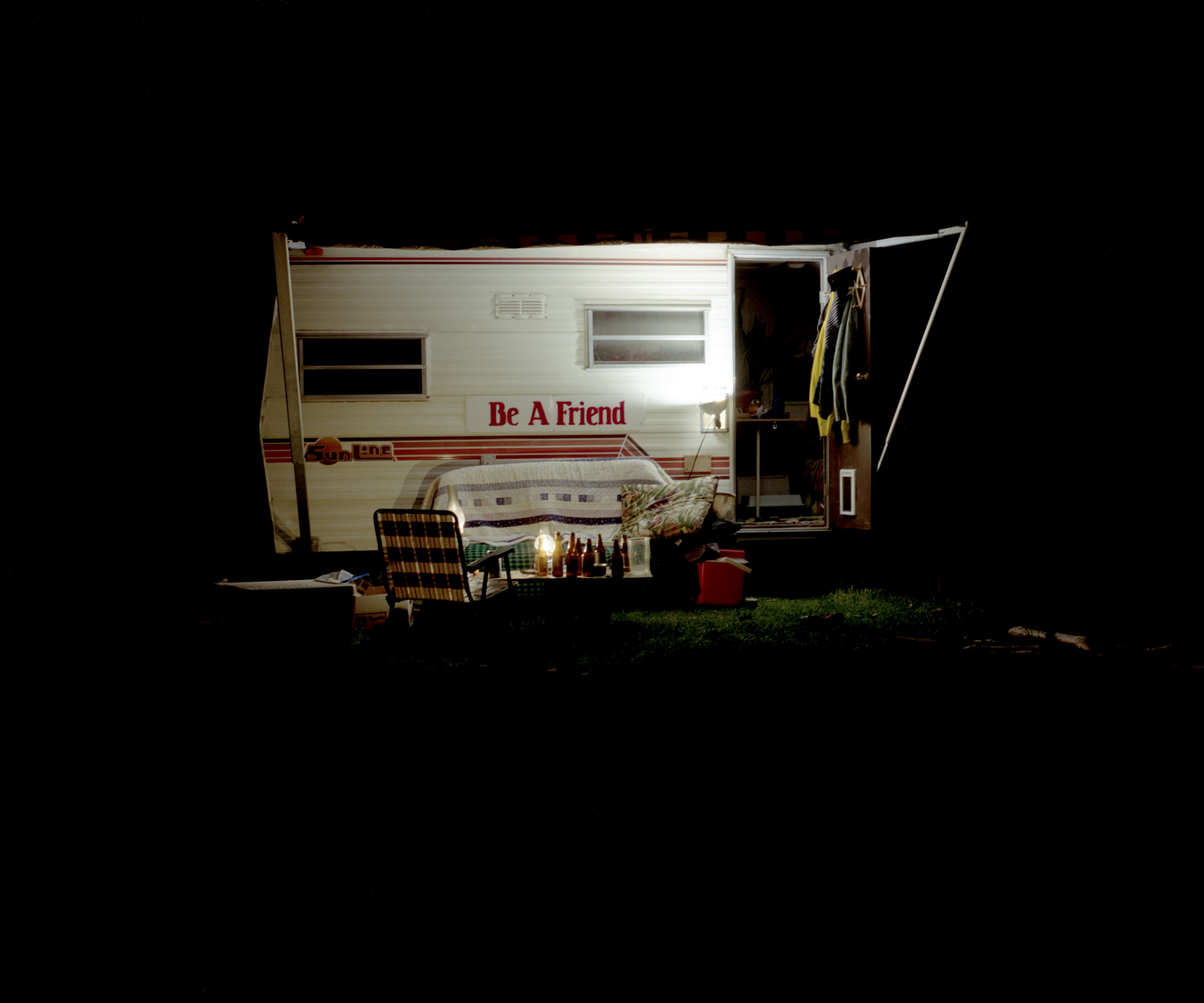 Emily's Trailer (Be a Friend)