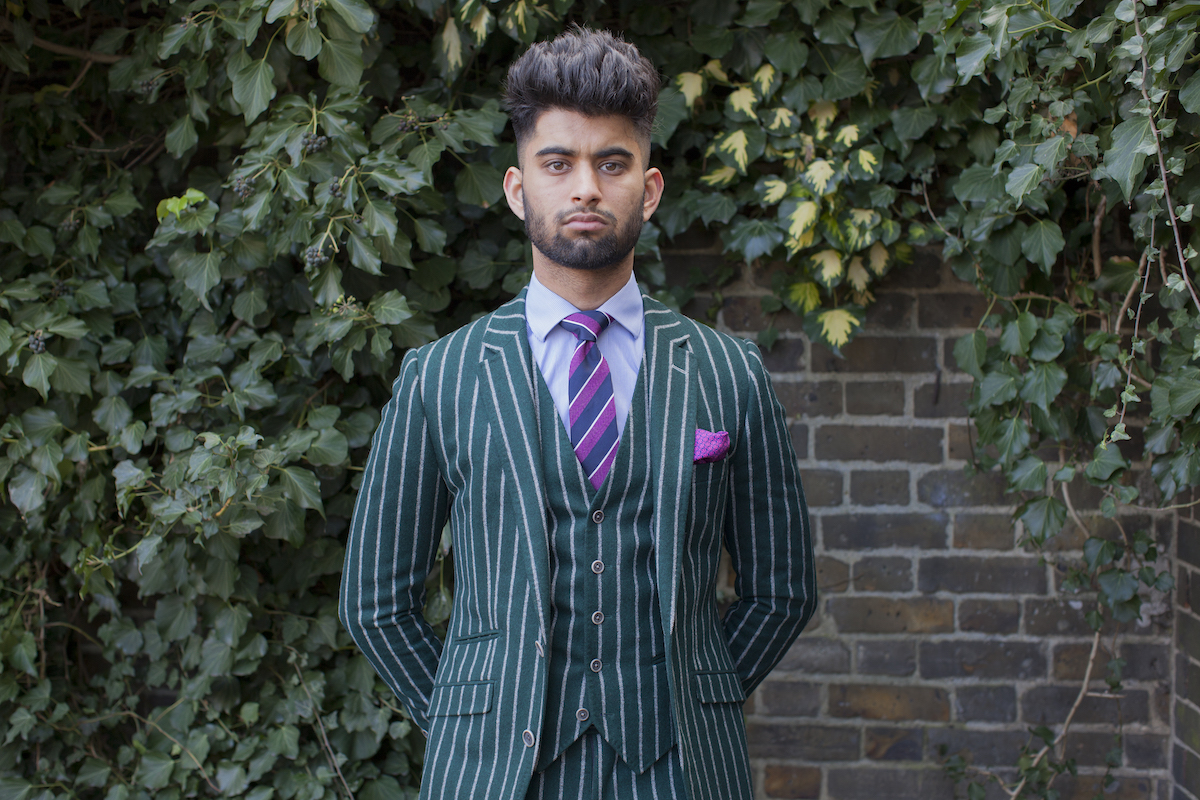 The Experience Of Second Generation Pakistani Muslim Men Receiving