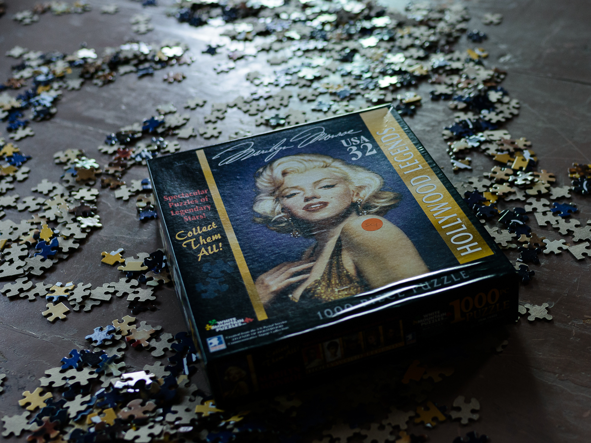 Marilyn Puzzle