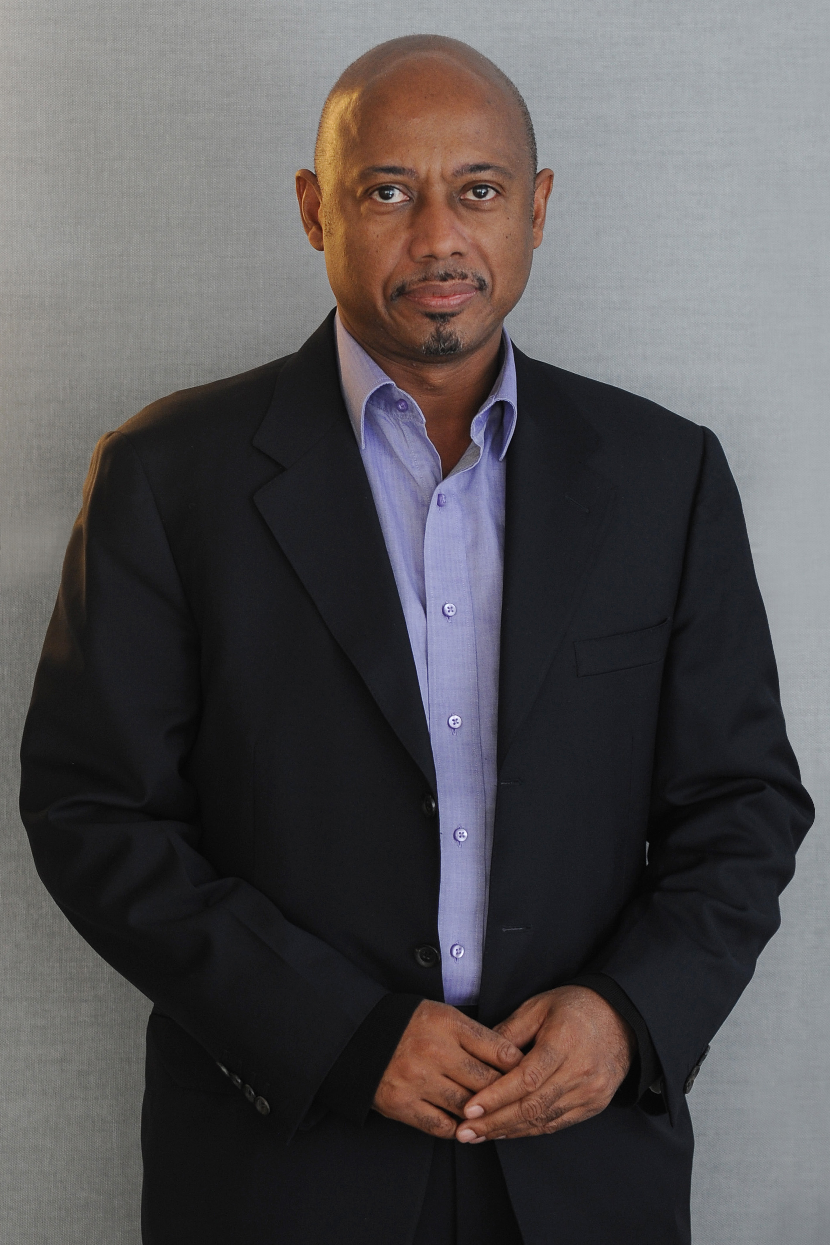 Raoul Peck. Photo by Lydie/ SIPA, courtesy of Magnolia Pictures.