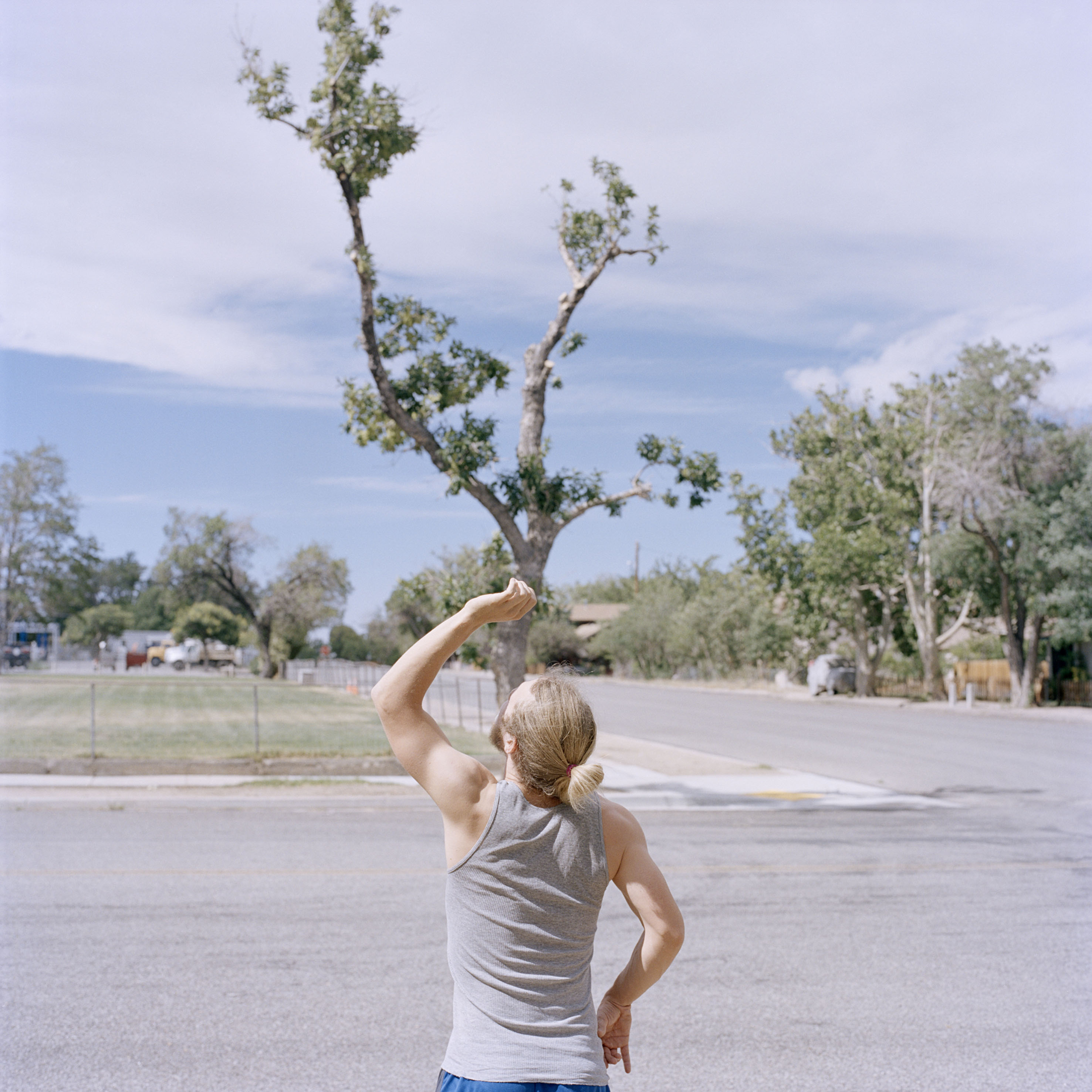 Brian, Independence, Owens Valley, Inyo County, California, May