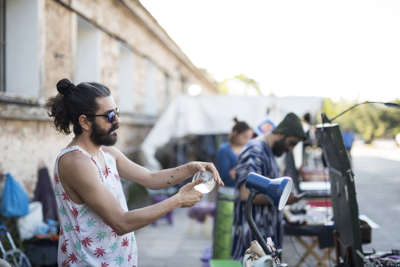 Cannabis Festival Athens for Huck Magazine/Thalia Galanopoulou