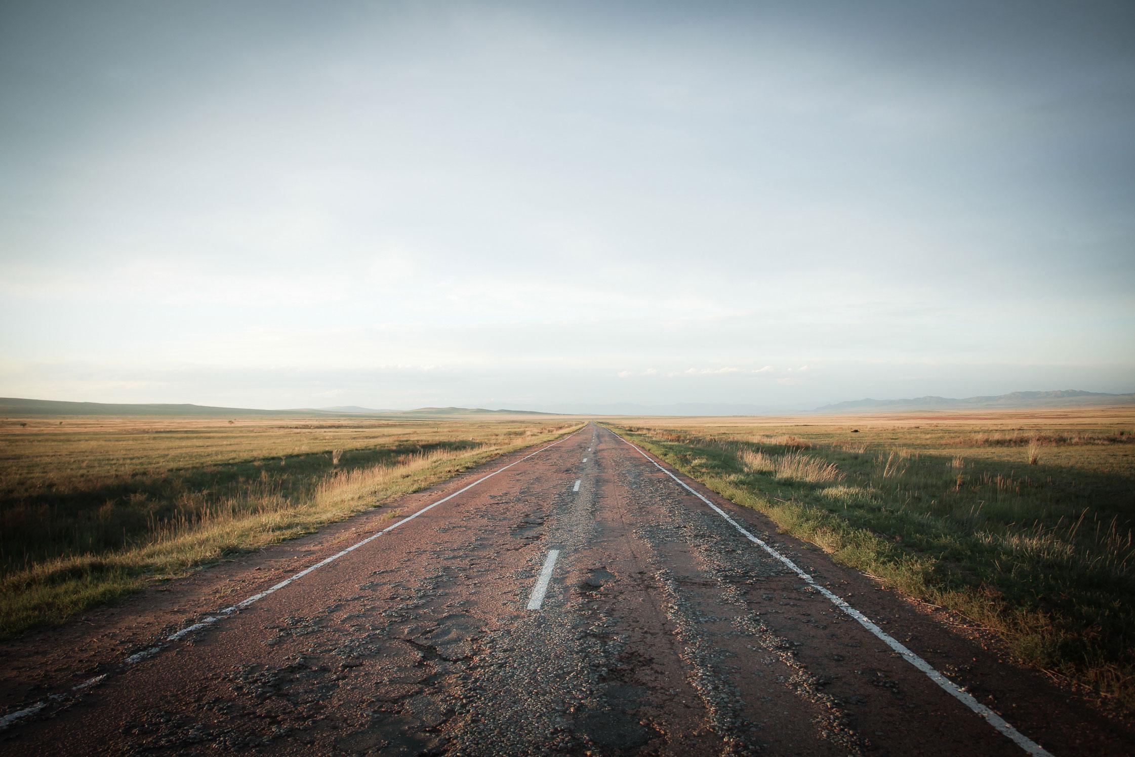 Highway, Tuva.