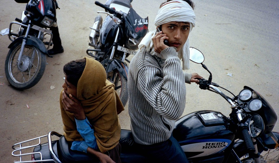 modern life in india