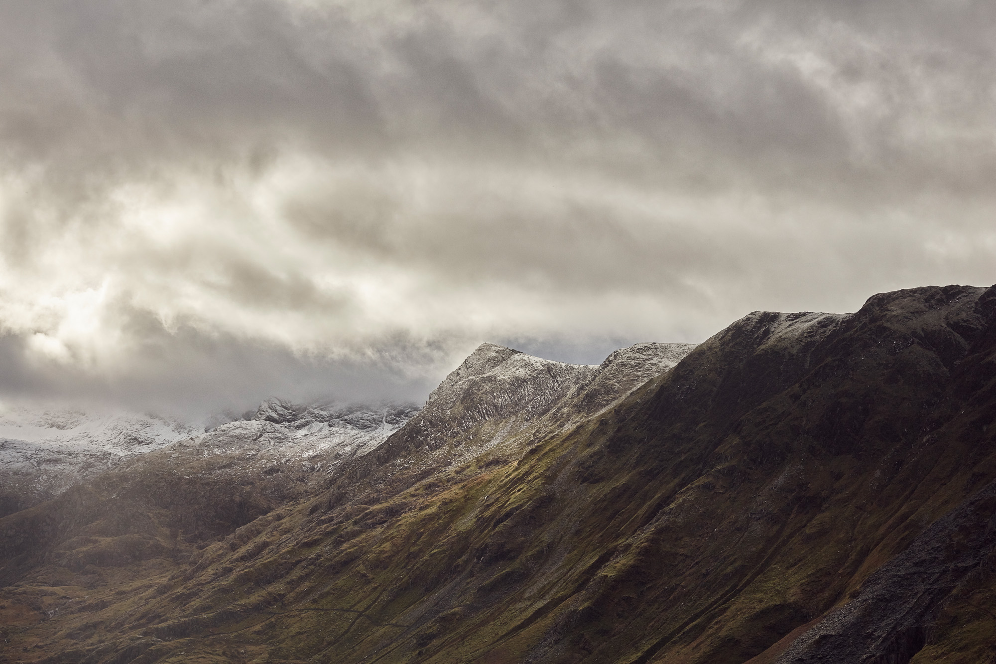 Snowdonia by Jonathan Gregson