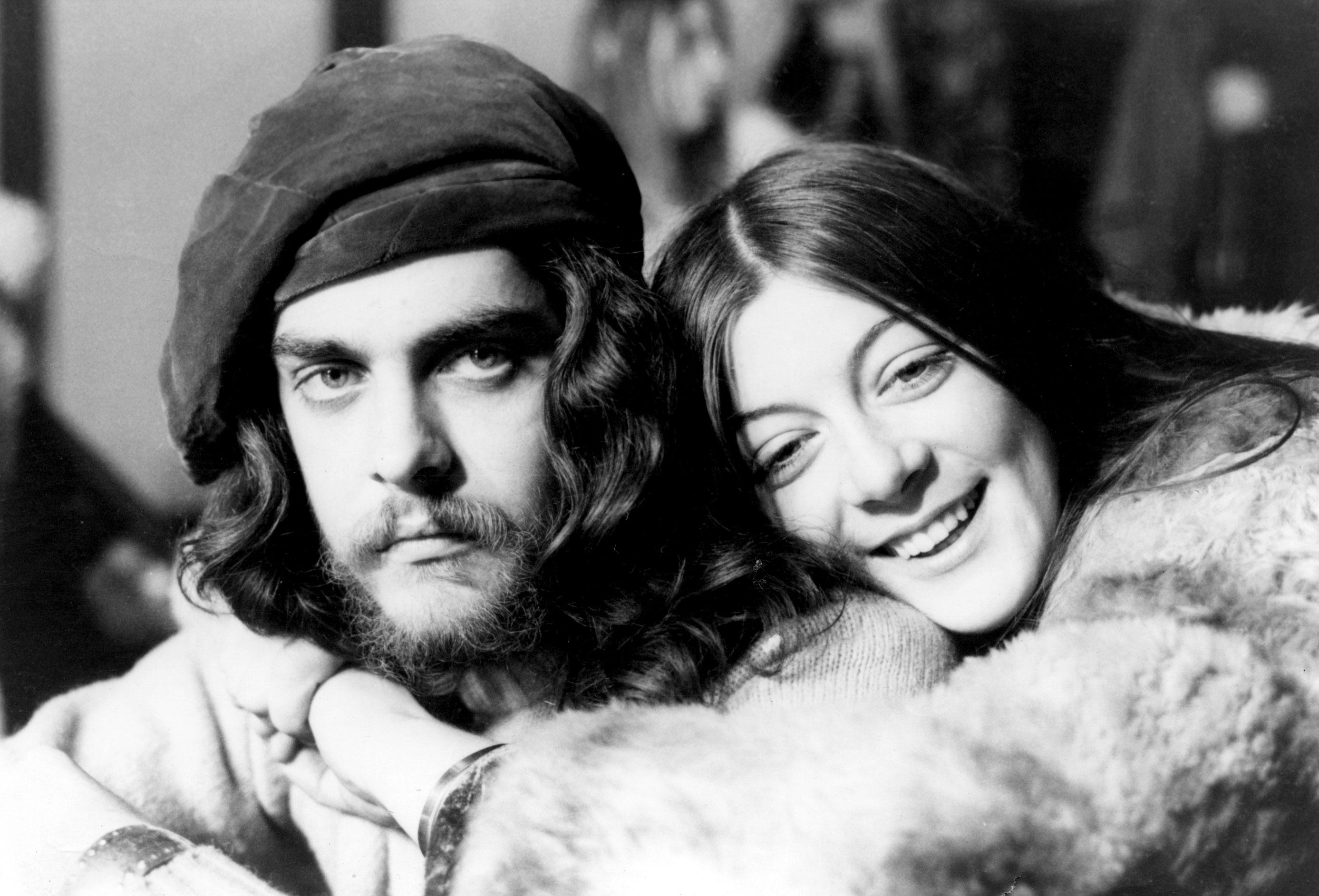 Cosey & Gen by John Krivine, 1969.