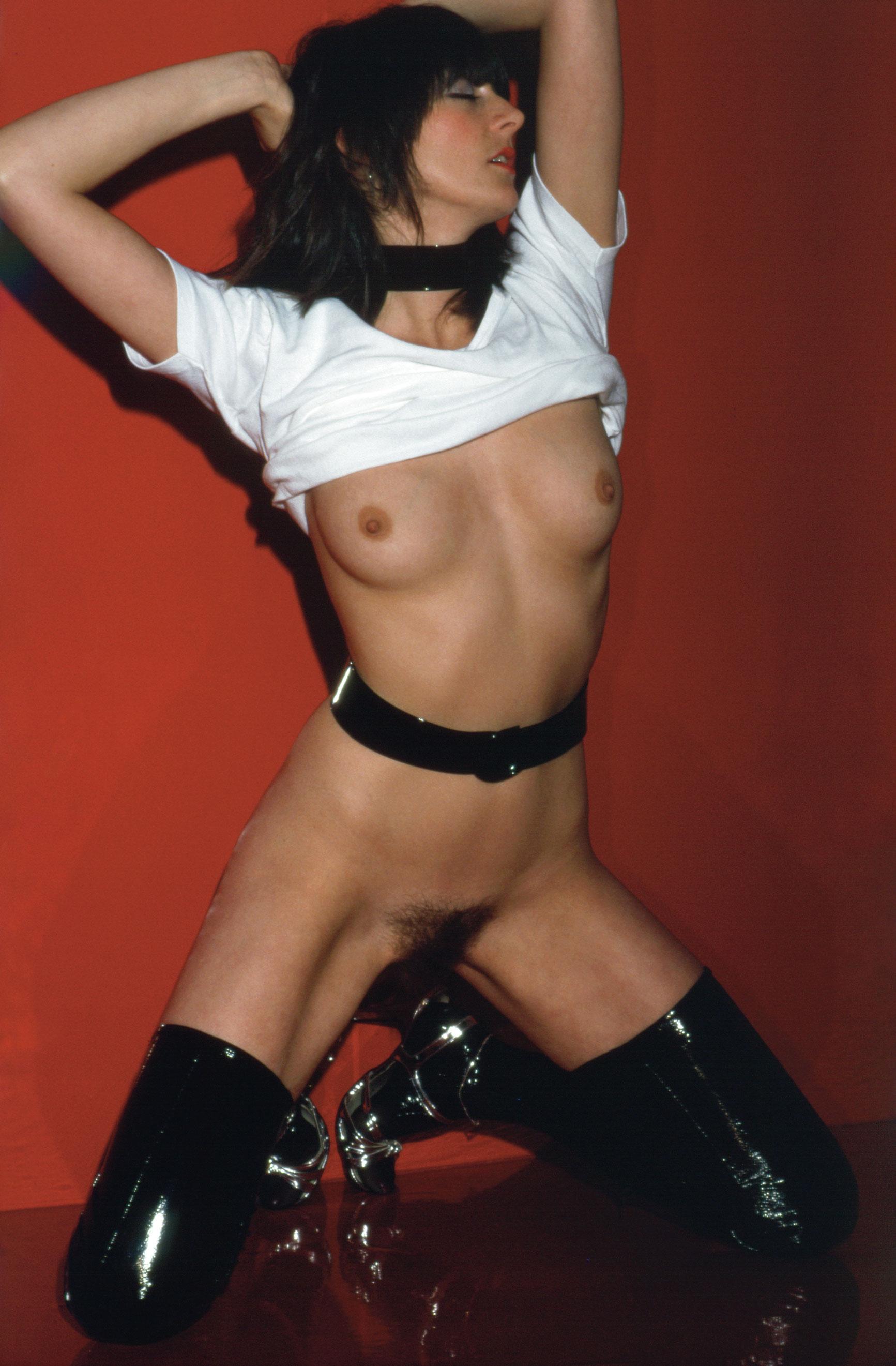 Posing nude, July 1979. © Laszlo Szabo.