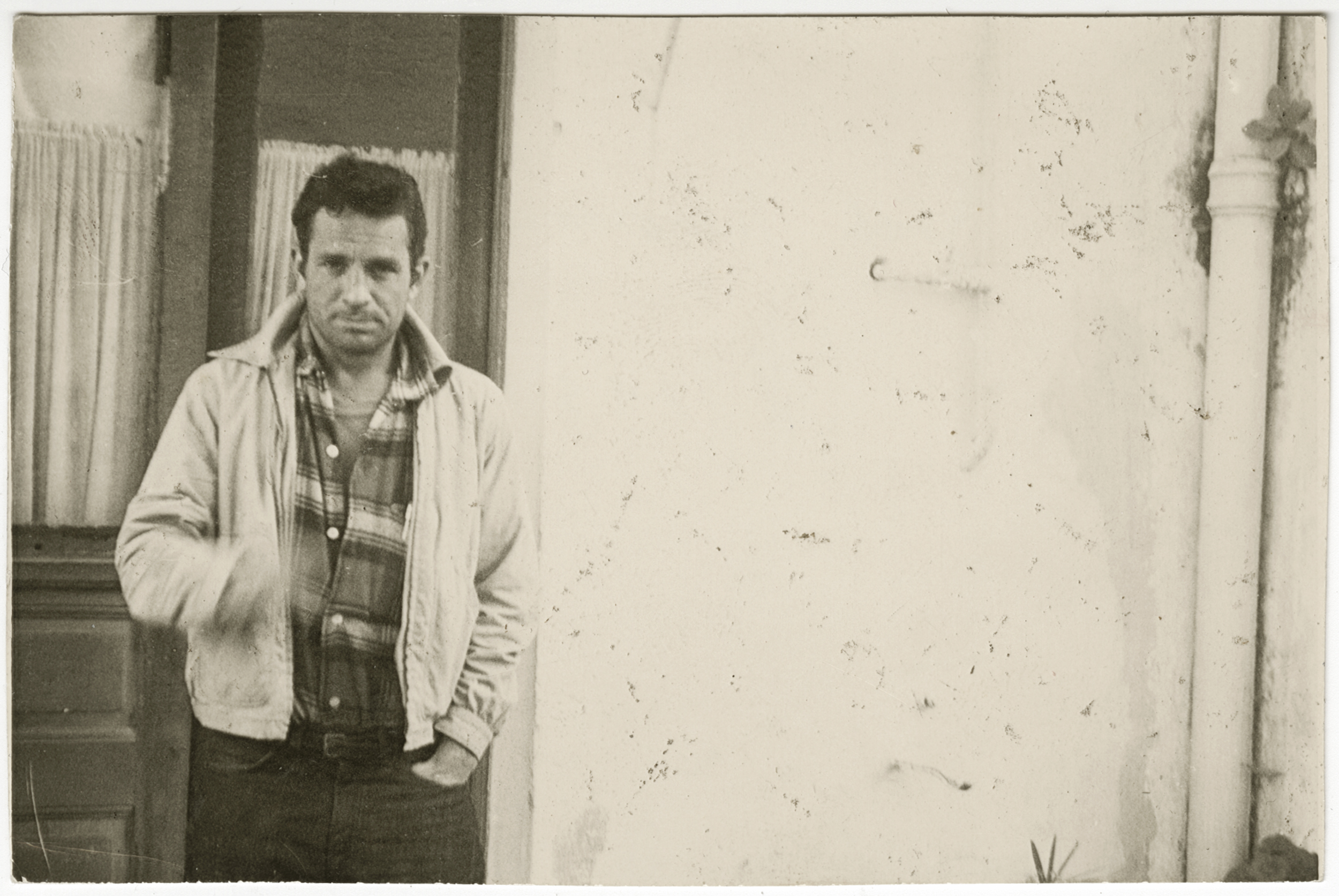 Jack Kerouac, Tangier, 1957