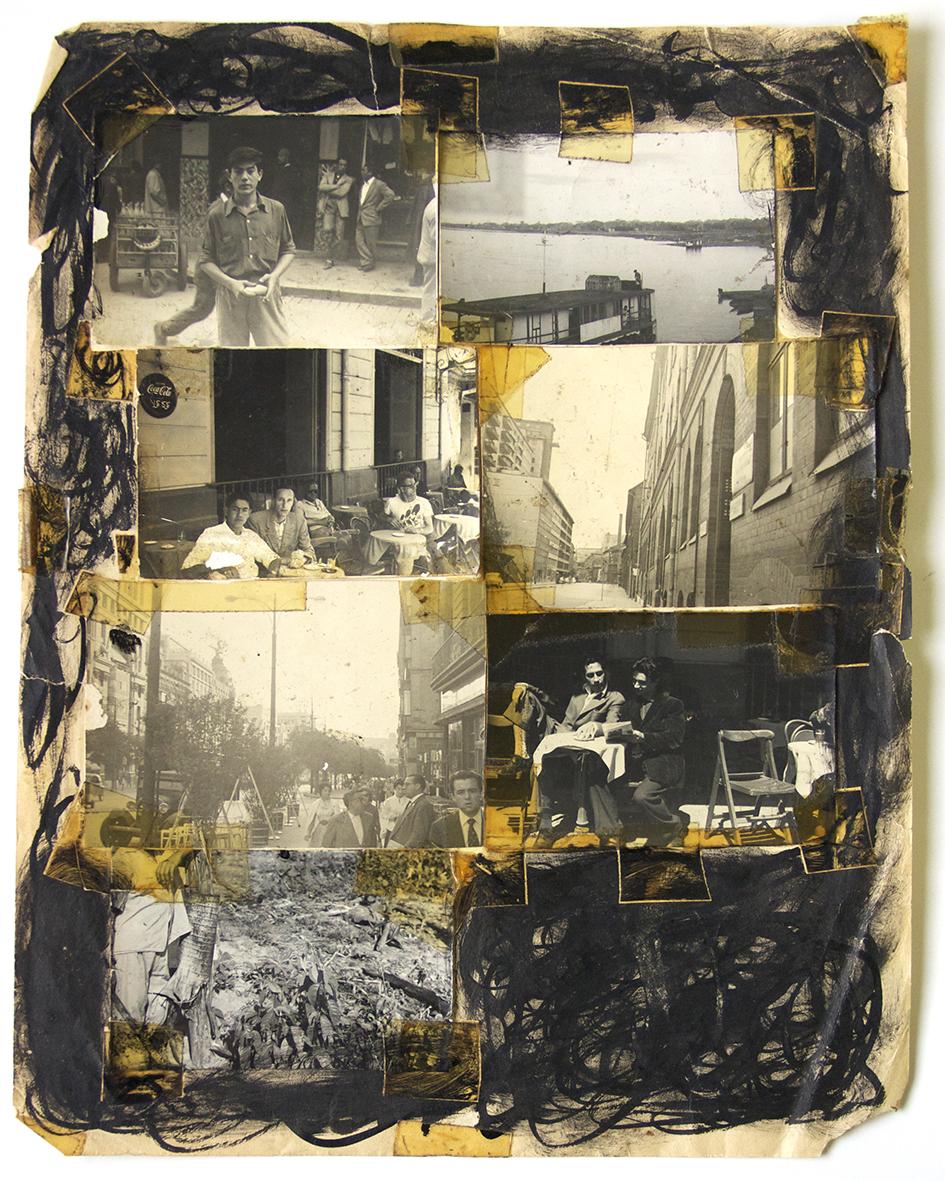 'Untitled', 1953-56