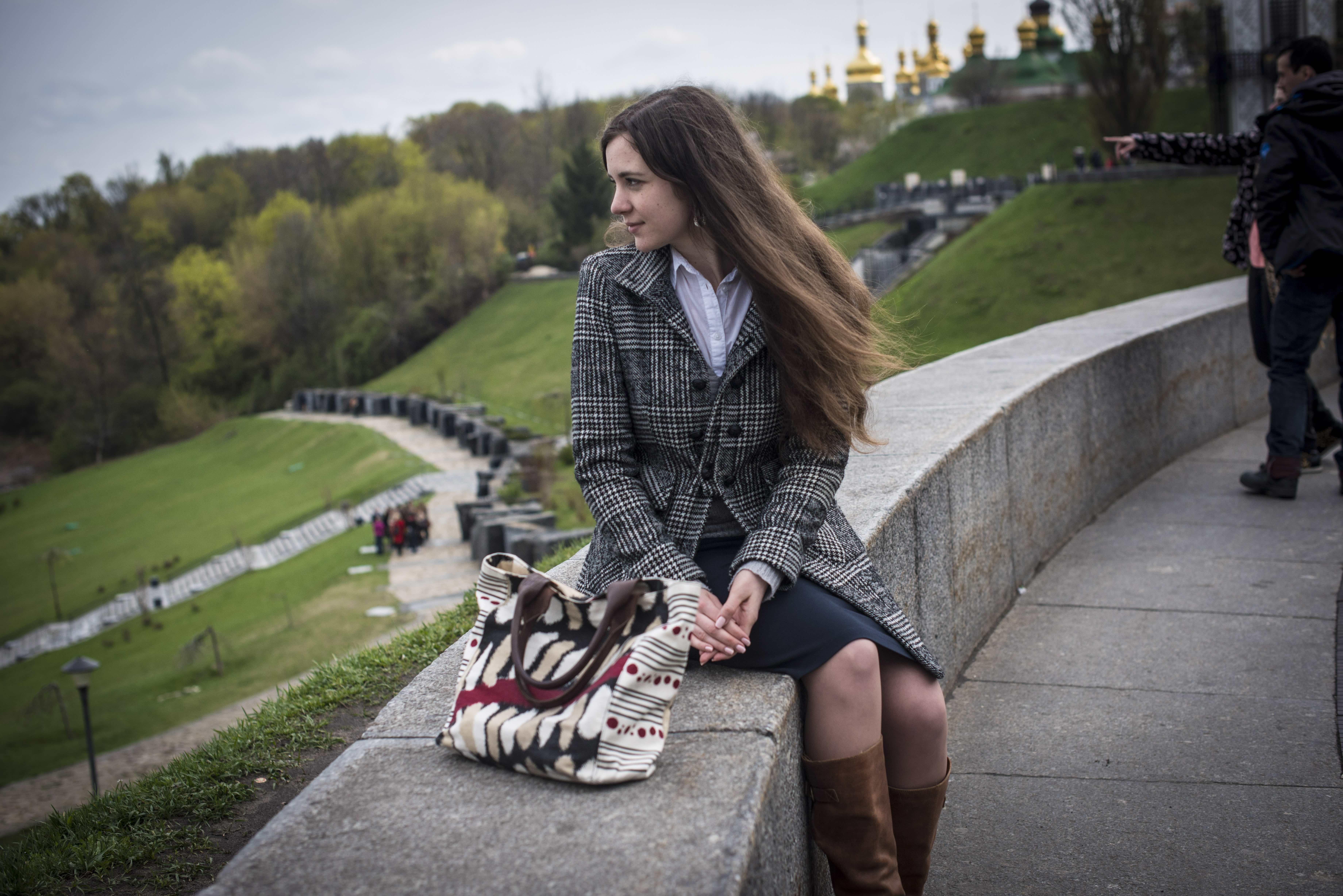 Youth in Kiev