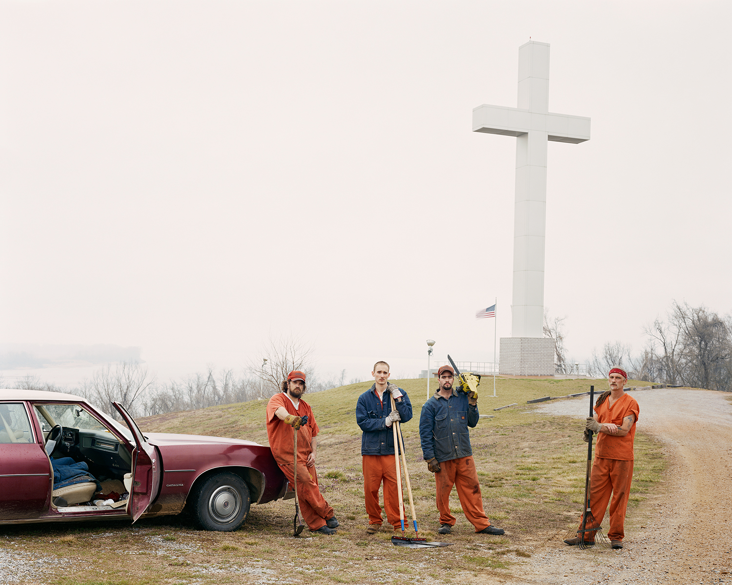 © Alec Soth/Magnum, courtesy Sean Kelly Gallery, New York; Beetles + Huxley, London; and MACK.