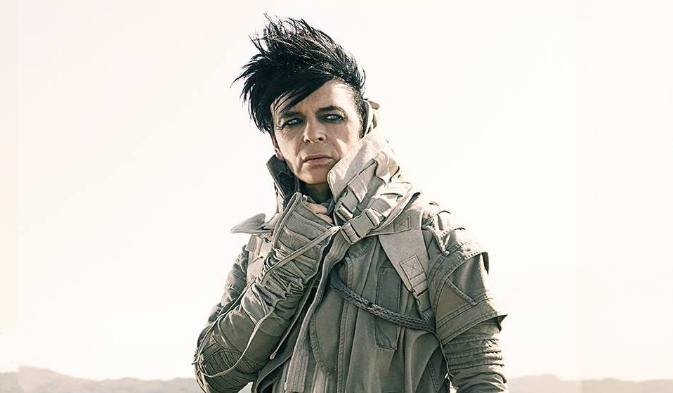 Gary Numan: Life lessons from a synth-pop superstar
