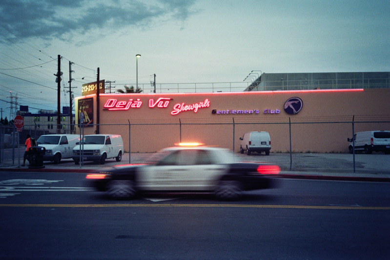 The grit and glamour of cinematic Los Angeles