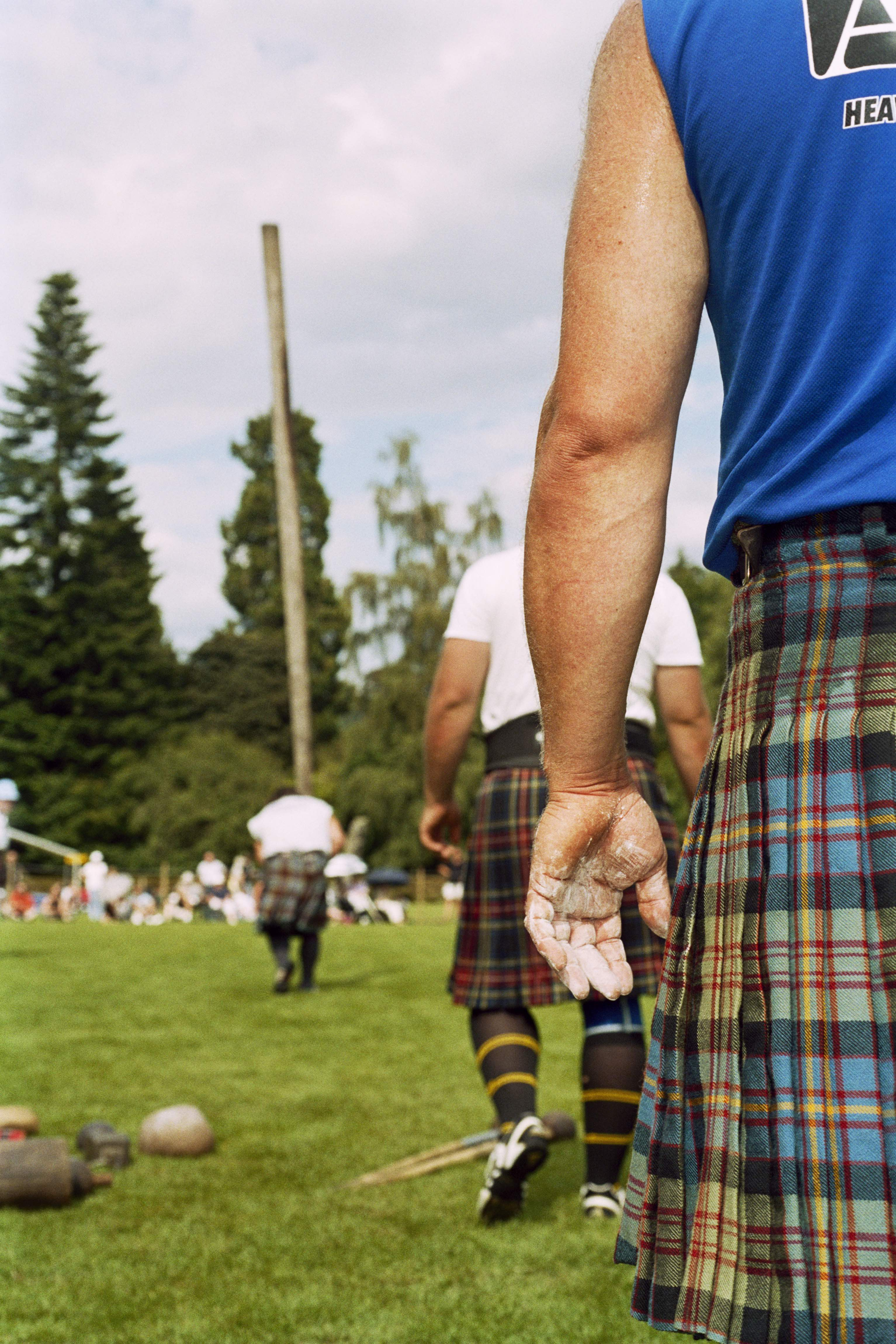 GB. Scotland. Inveraray. Highland Games. 2006. © Martin Parr/Magnum Photos