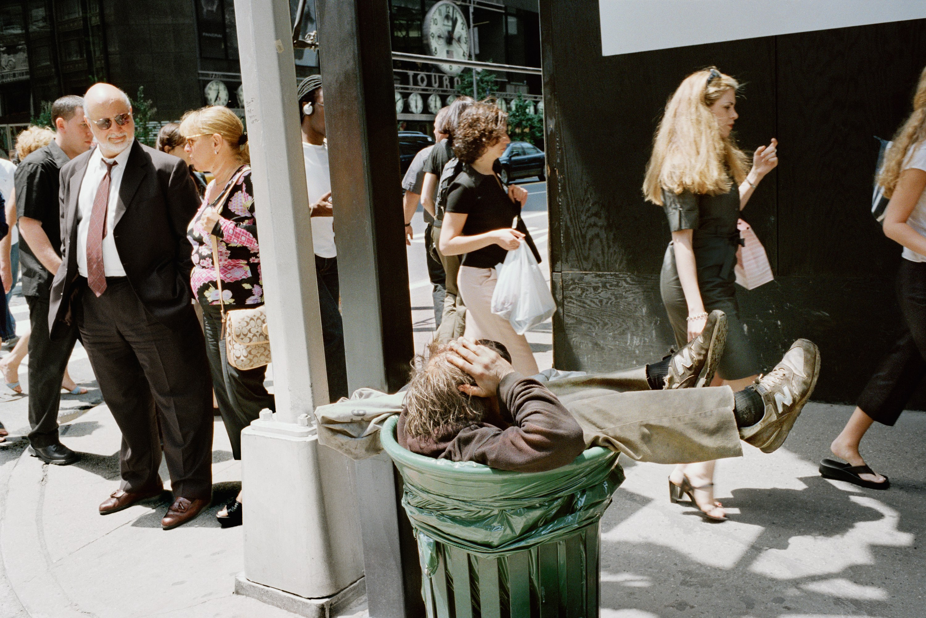 Noel Camardo, New York, New York, 2002. Courtesy of Noel Camardo.