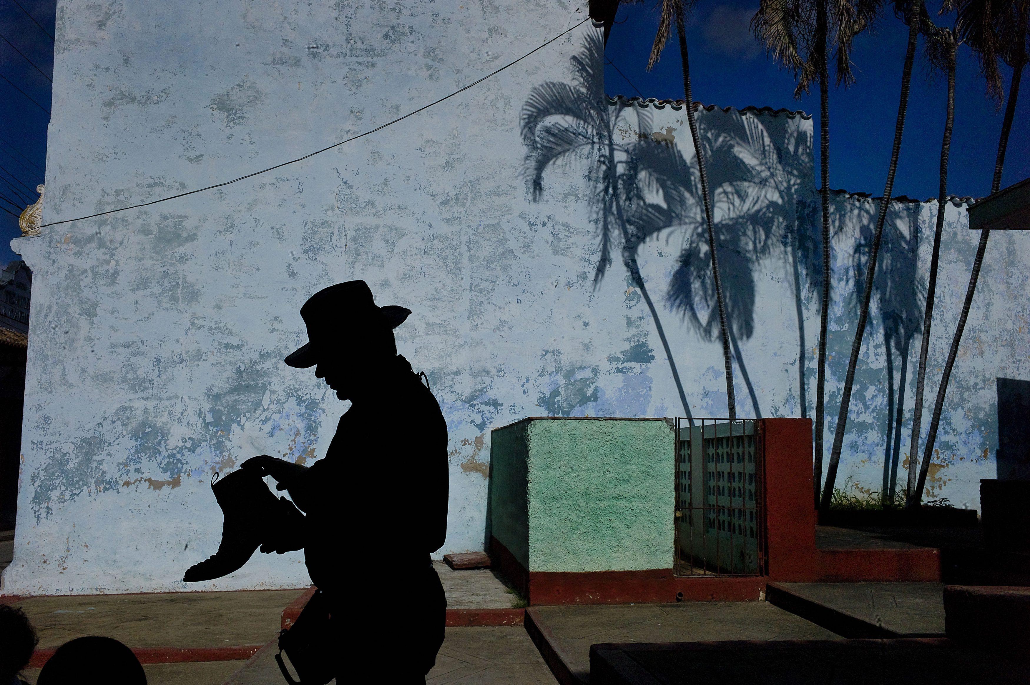 Trinidad, Cuba. 2015 © Nikos Economopoulos / Magnum Photos
