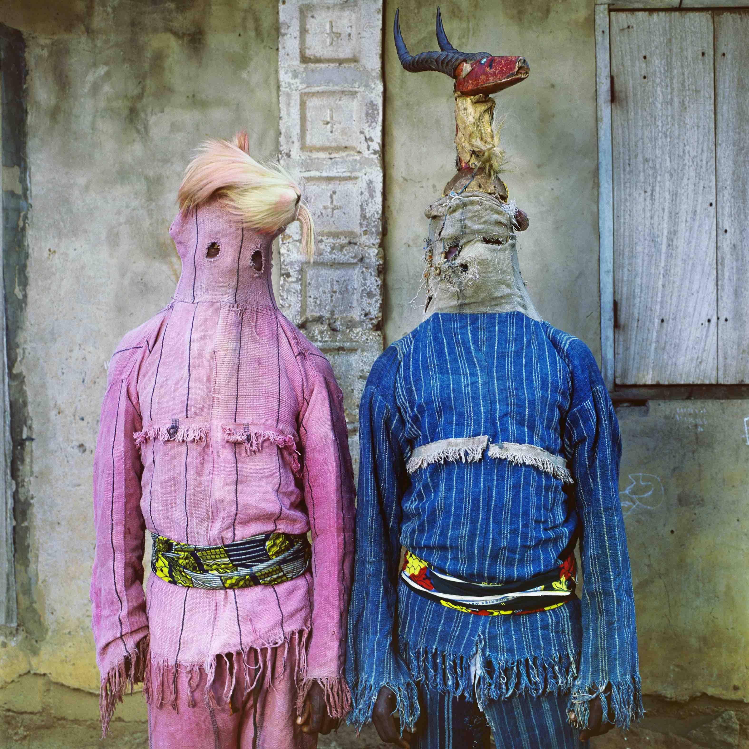 Akata Masquerade. Nigeria. 2004 © Phyllis Galembo courtesy Aperture