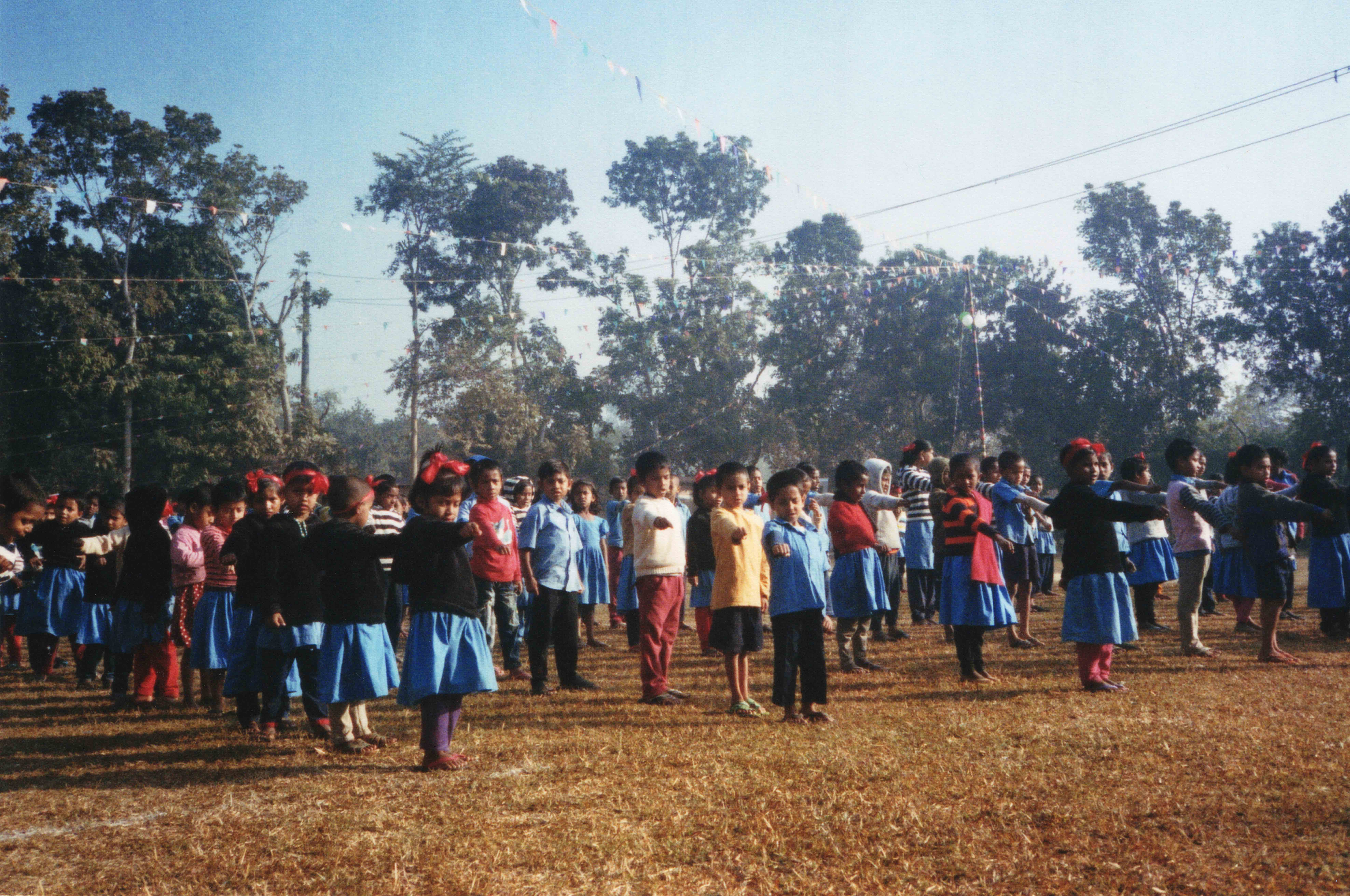Sreepur School Kids