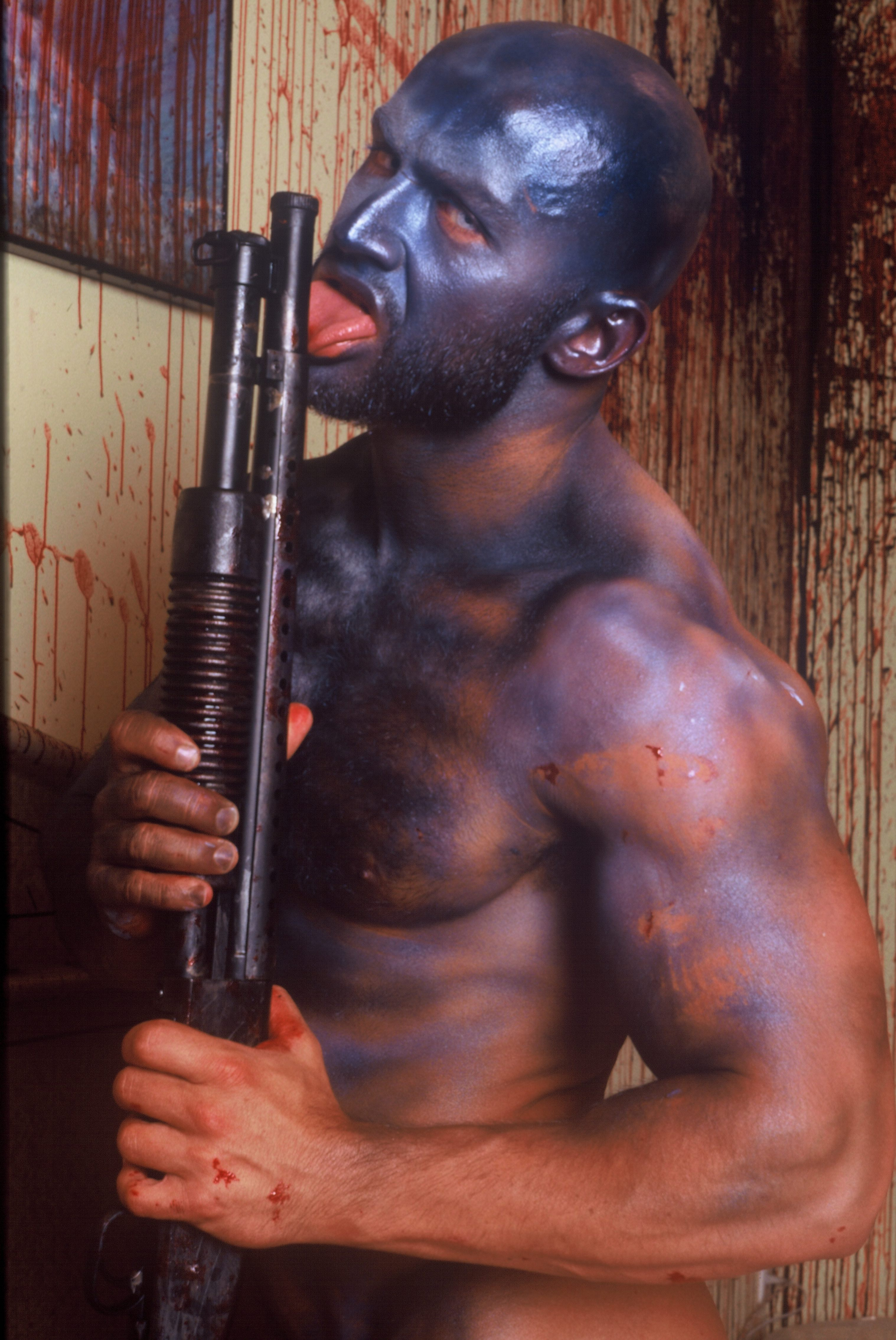 Untitled Zombie series - credit - Bruce LaBruce