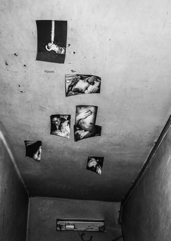 Ceiling Kubicho, 2016