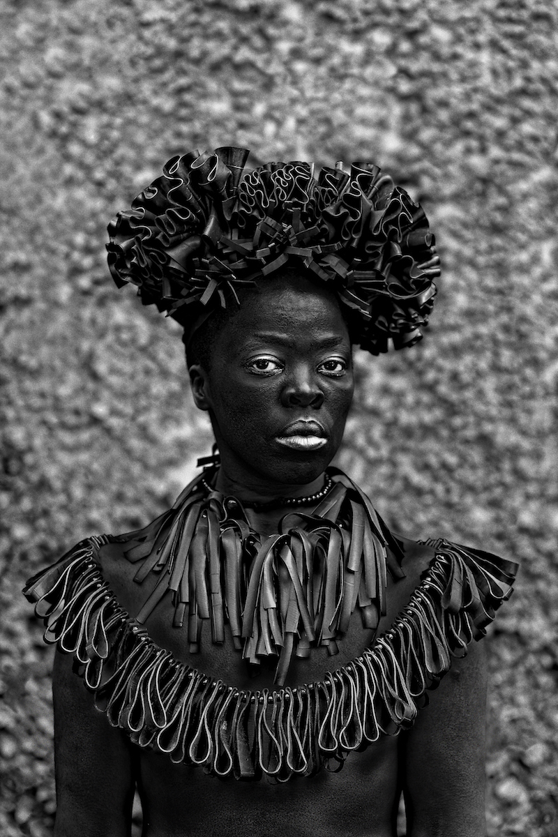 Hlonipha, Cassilhaus, Chapel Hill, North Carolina, 2016 © Zanele Muholi. Courtesy of Stevenson, Cape Town/Johannesburg and Yancey Richardson, New York