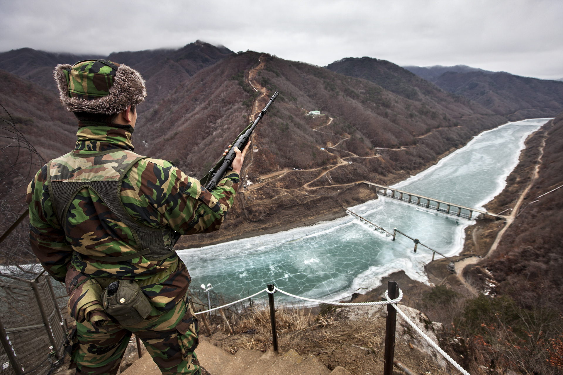 Uncovering the secrets of Korea's mysterious DMZ