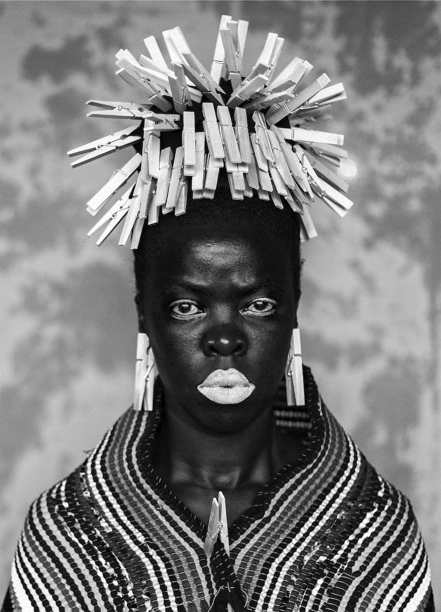 Bester I, Mayotte, 2015 © Zanele Muholi. Courtesy of Stevenson, Cape Town/ Johannesburg and Yancey Richardson, New York