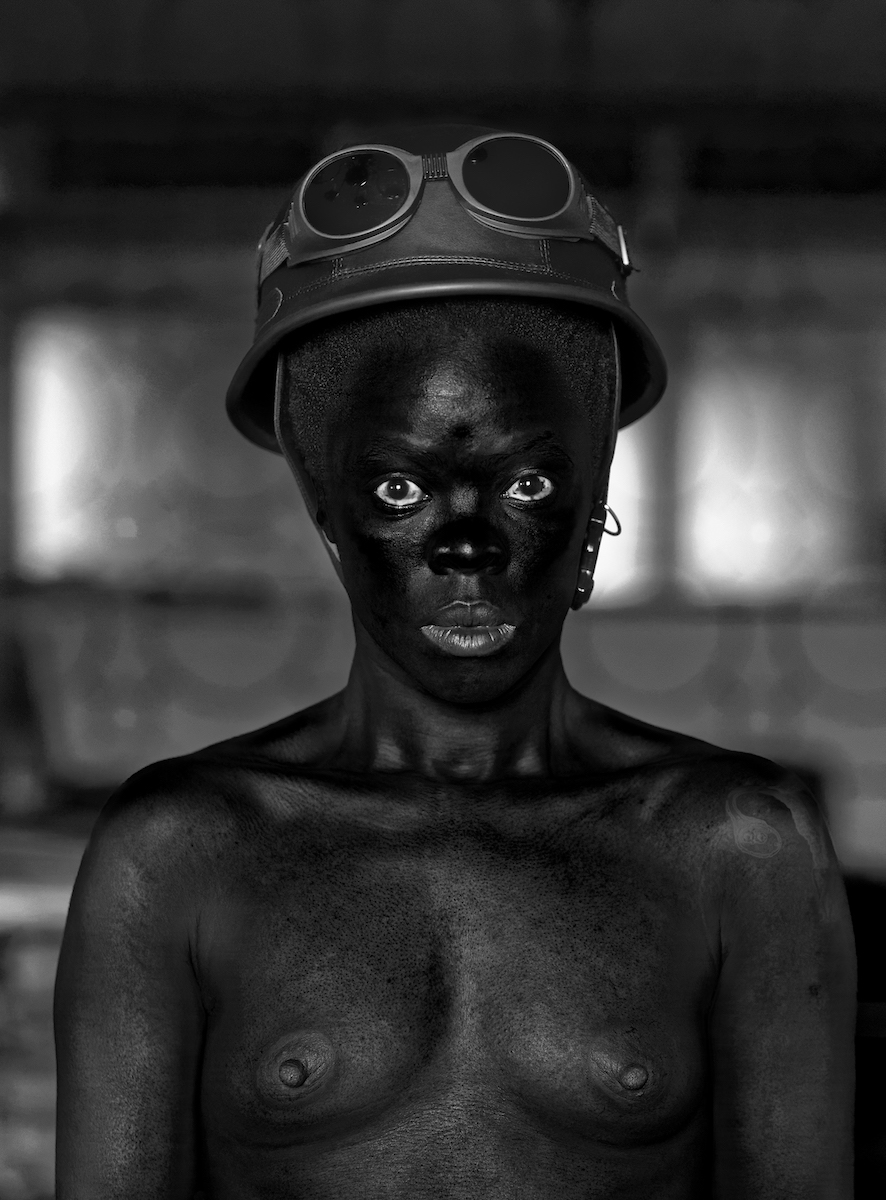 Thulani II, Parktown, 2015 © Zanele Muholi. Courtesy of Stevenson, CapeTown / Johannesburg and Yancey Richardson, New York