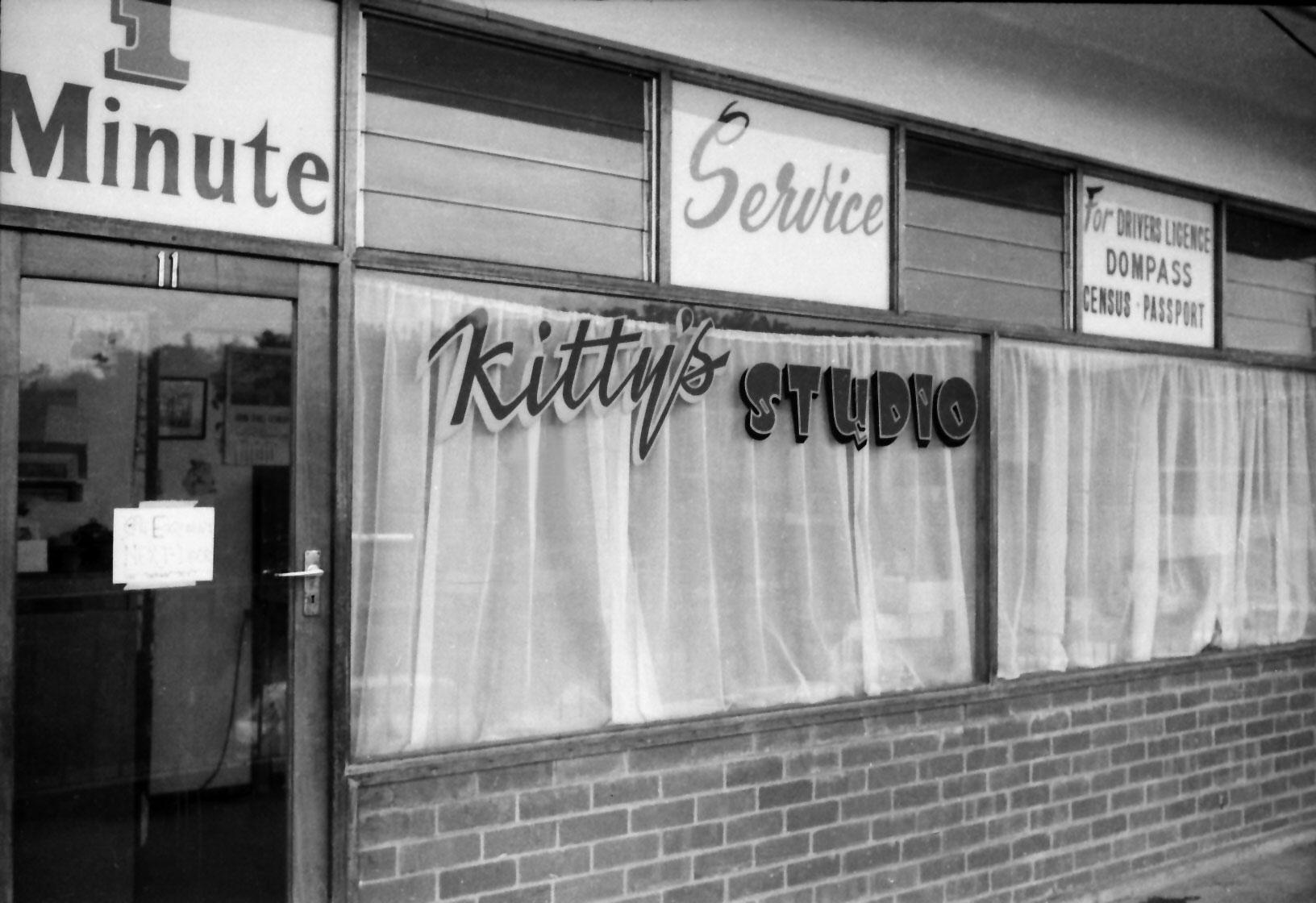 Kitty's Studio.