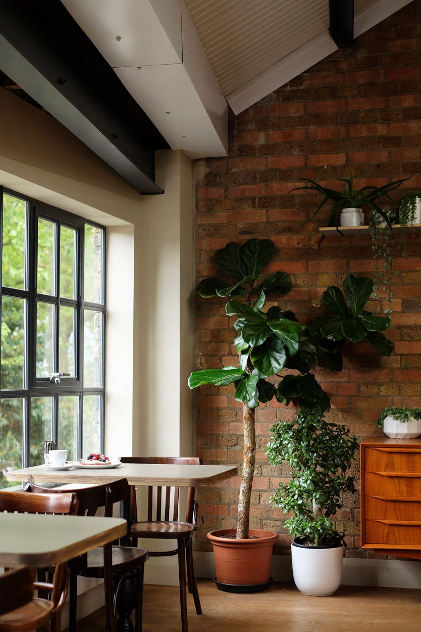 Allpress Espresso. Antipodean specialty roastery and cafés, Dalston and Shoreditch.