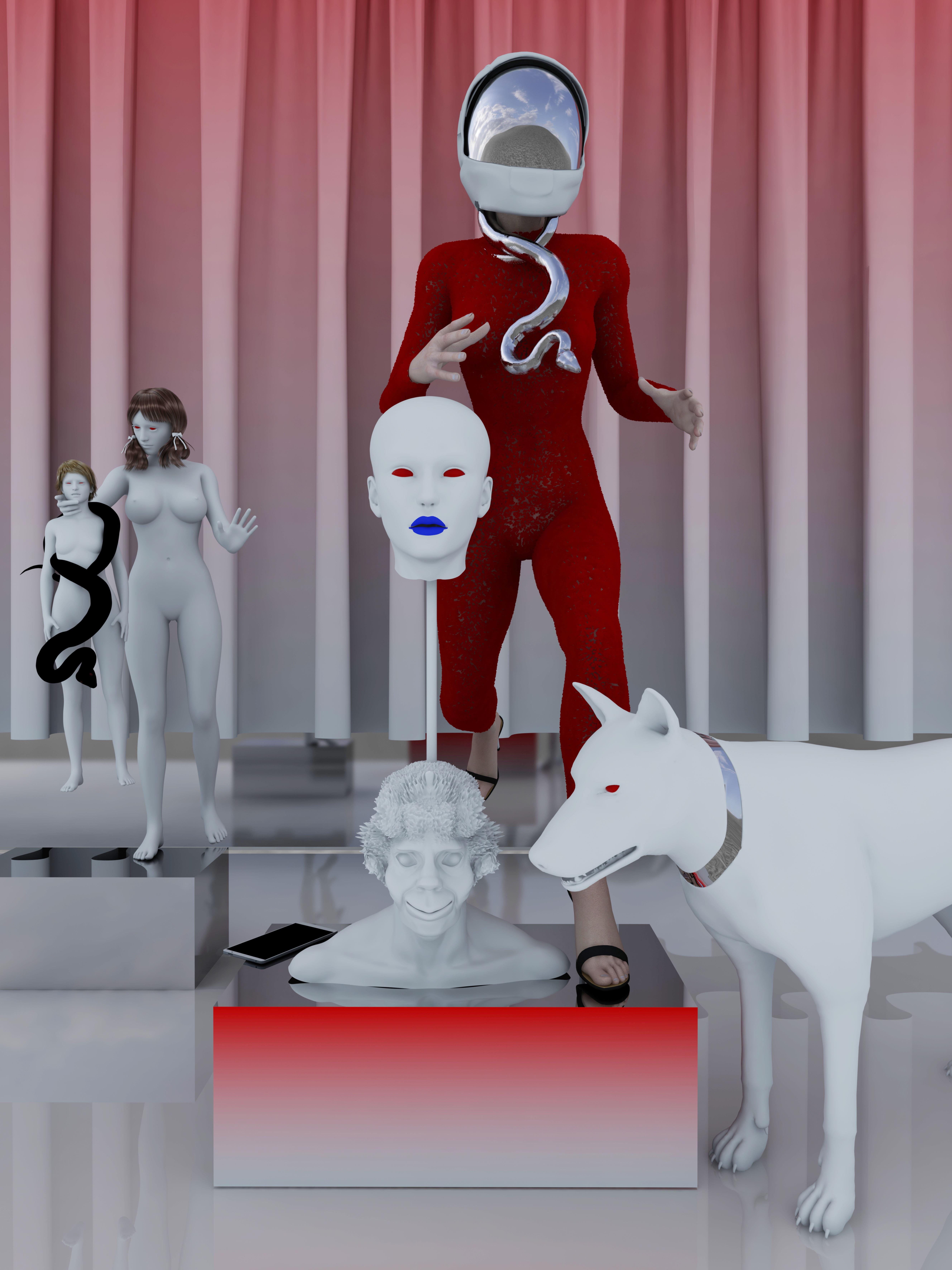 Whitedog, 2017