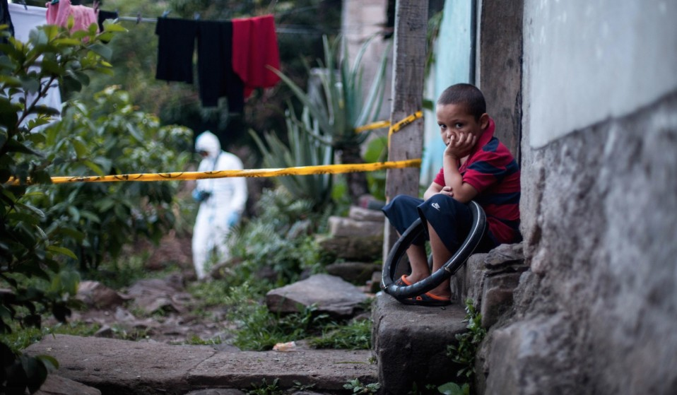 Confronting The Shocking Everyday Violence Of Honduras